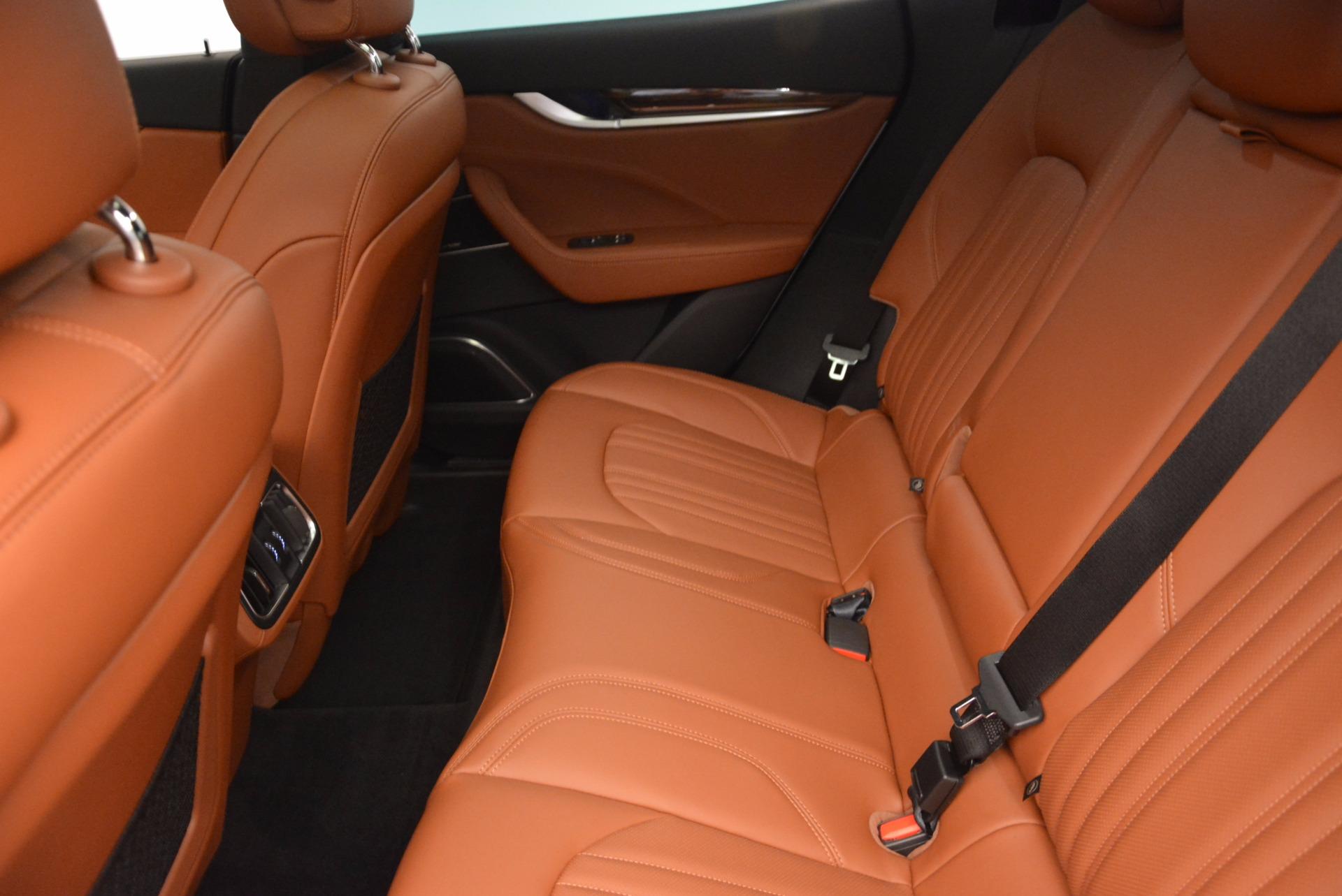 New 2017 Maserati Levante S Q4 For Sale In Greenwich, CT 1162_p17