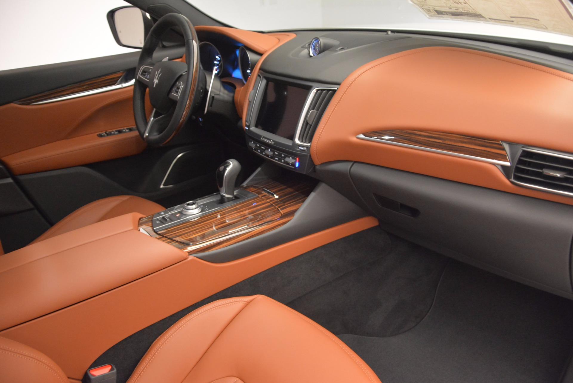 New 2017 Maserati Levante S Q4 For Sale In Greenwich, CT 1162_p19
