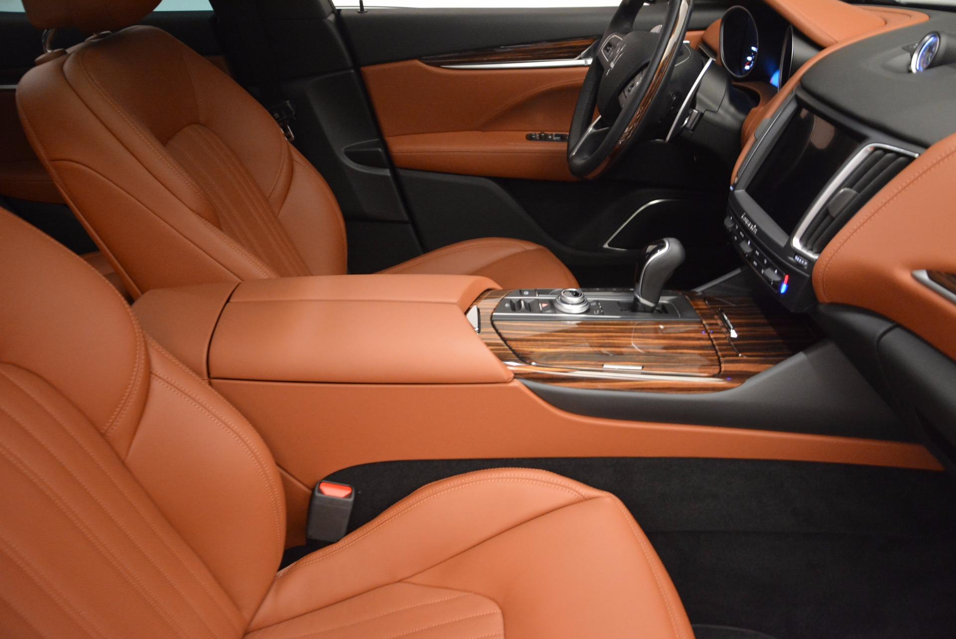 New 2017 Maserati Levante S Q4 For Sale In Greenwich, CT 1162_p20