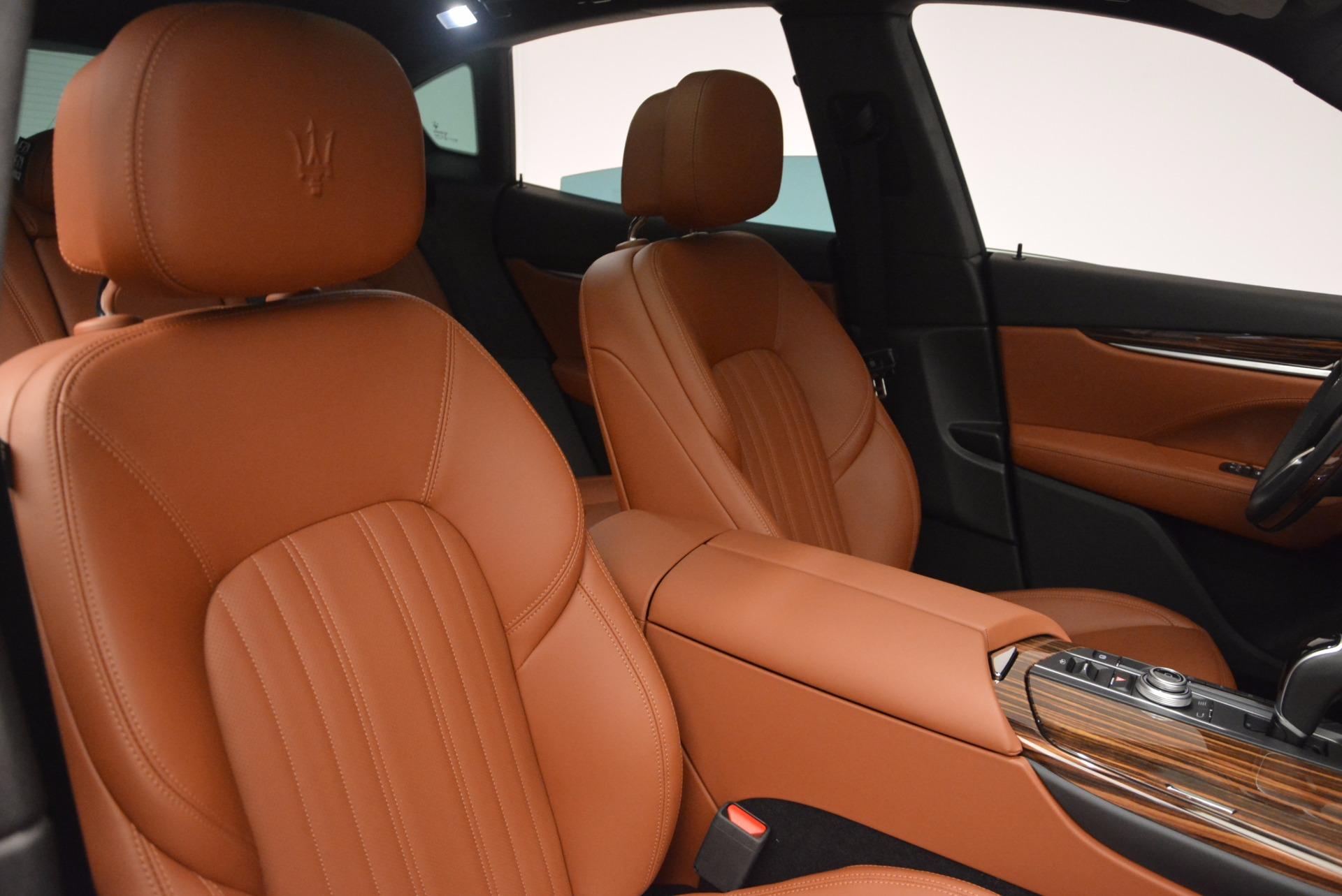 New 2017 Maserati Levante S Q4 For Sale In Greenwich, CT 1162_p21