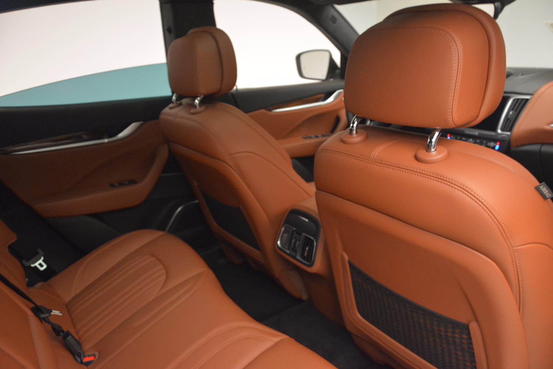 New 2017 Maserati Levante S Q4 For Sale In Greenwich, CT 1162_p22