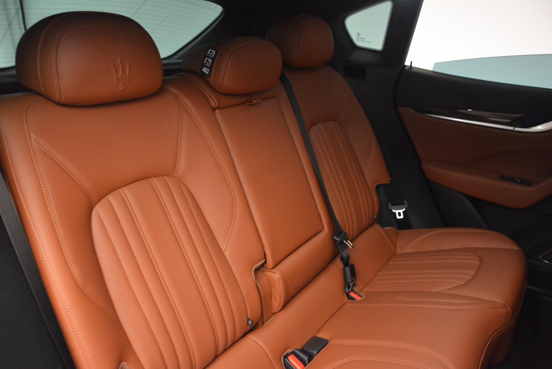 New 2017 Maserati Levante S Q4 For Sale In Greenwich, CT 1162_p24