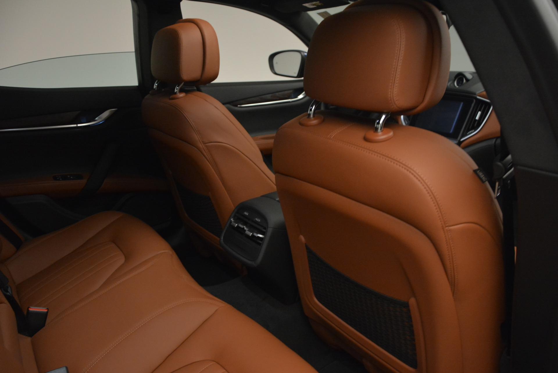 New 2017 Maserati Ghibli S Q4 For Sale In Greenwich, CT 1164_p25