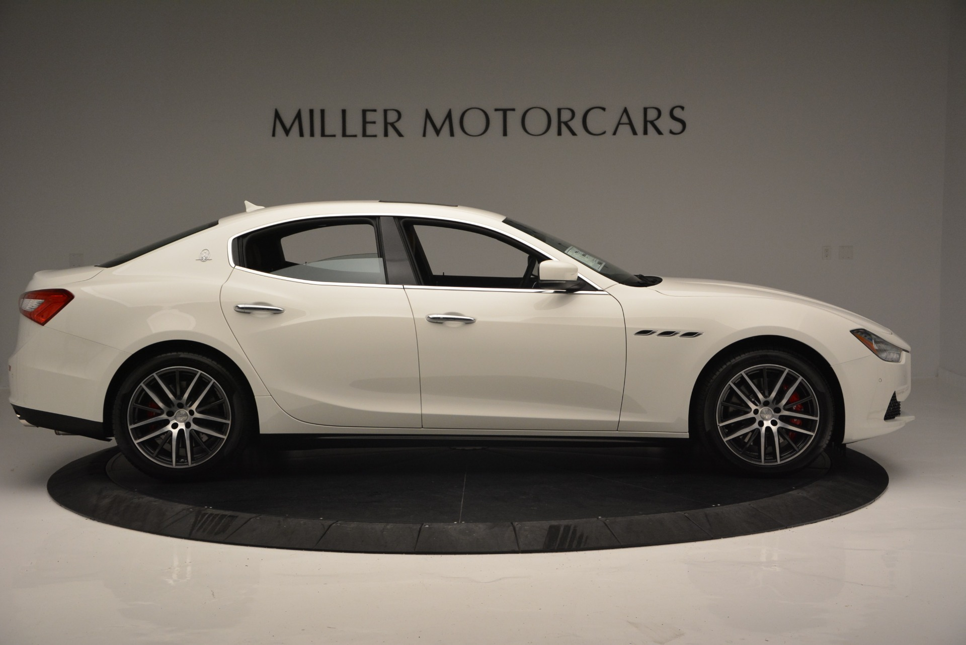 New 2017 Maserati Ghibli S Q4 For Sale In Greenwich, CT 1164_p6