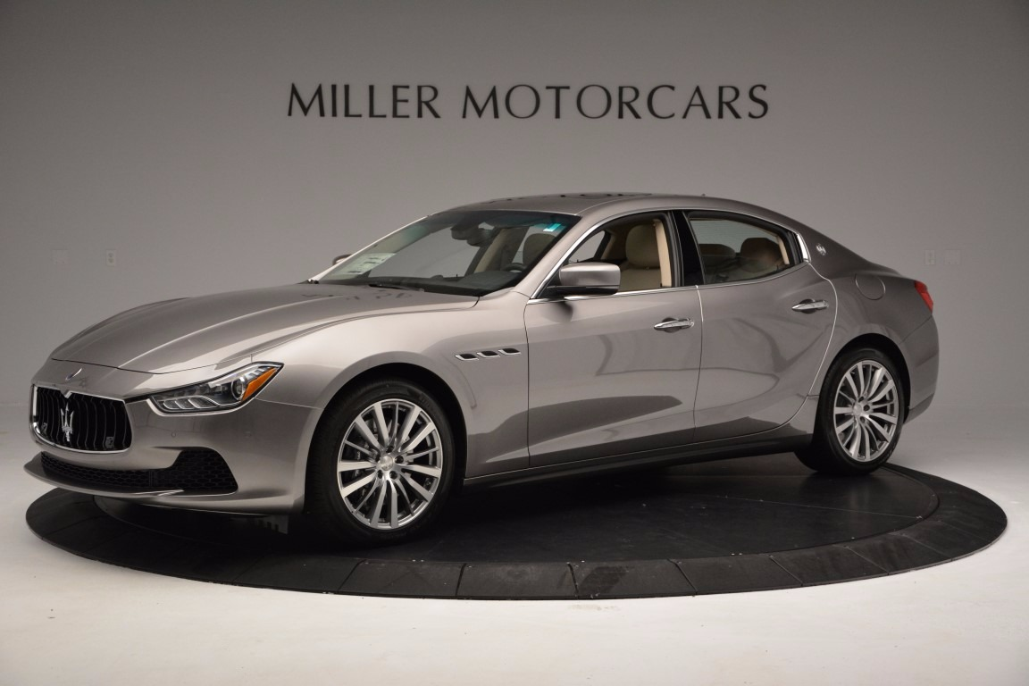 Used 2017 Maserati Ghibli S Q4 Ex-Loaner For Sale In Greenwich, CT 1165_p2
