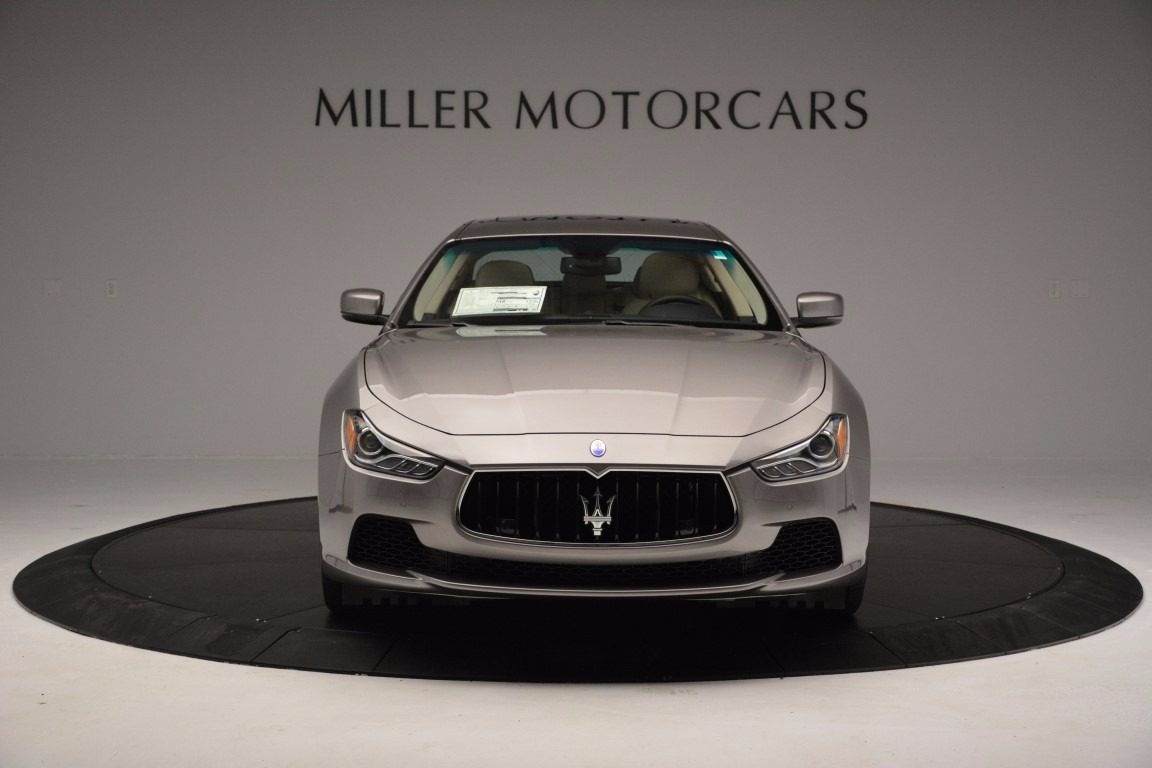 Used 2017 Maserati Ghibli S Q4 Ex-Loaner For Sale In Greenwich, CT 1165_p3