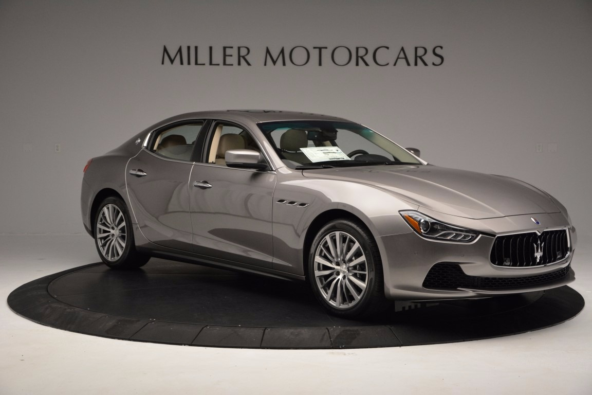 Used 2017 Maserati Ghibli S Q4 Ex-Loaner For Sale In Greenwich, CT 1165_p5