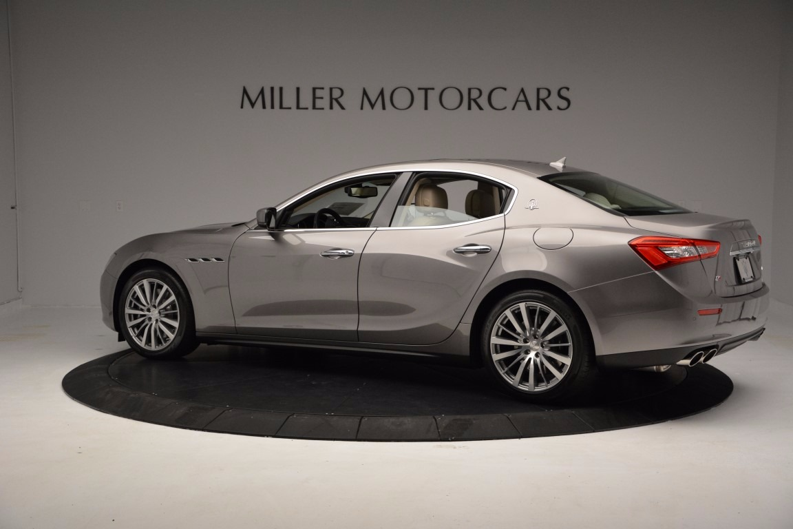 Used 2017 Maserati Ghibli S Q4 Ex-Loaner For Sale In Greenwich, CT 1165_p8