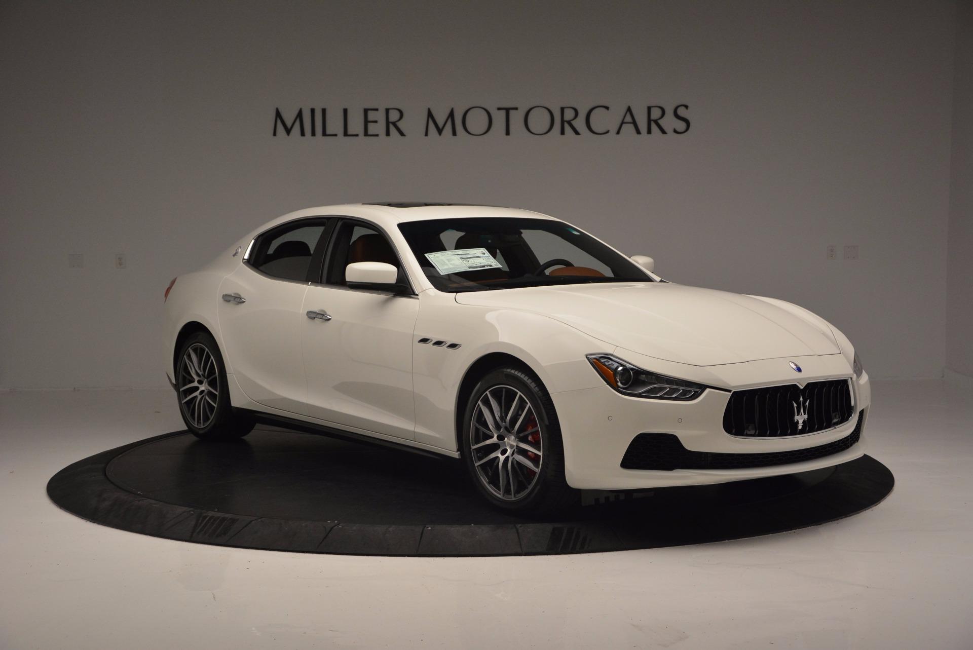 Used 2017 Maserati Ghibli S Q4 Ex-Loaner For Sale In Greenwich, CT 1166_p11