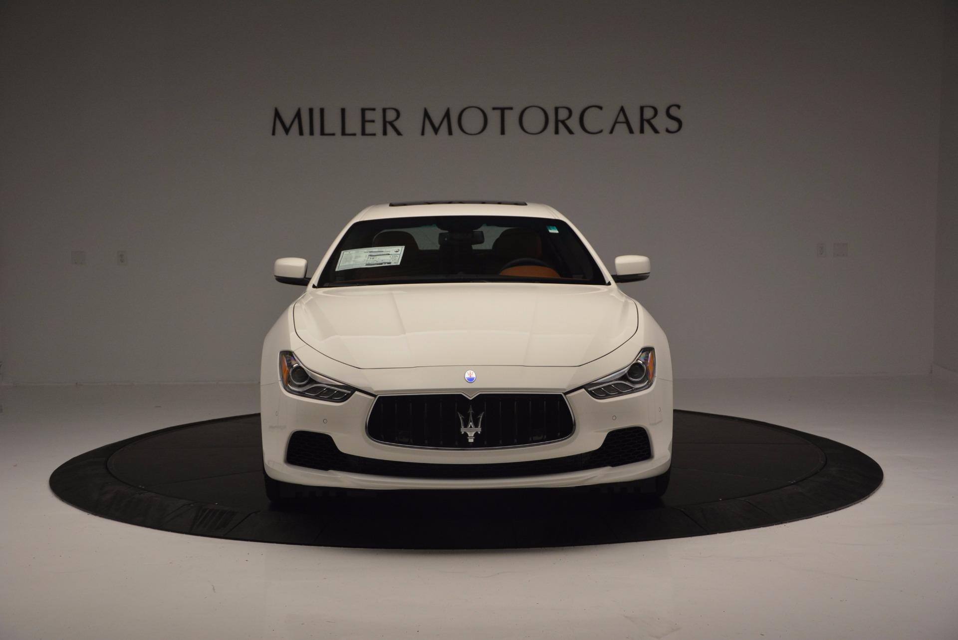 Used 2017 Maserati Ghibli S Q4 Ex-Loaner For Sale In Greenwich, CT 1166_p12