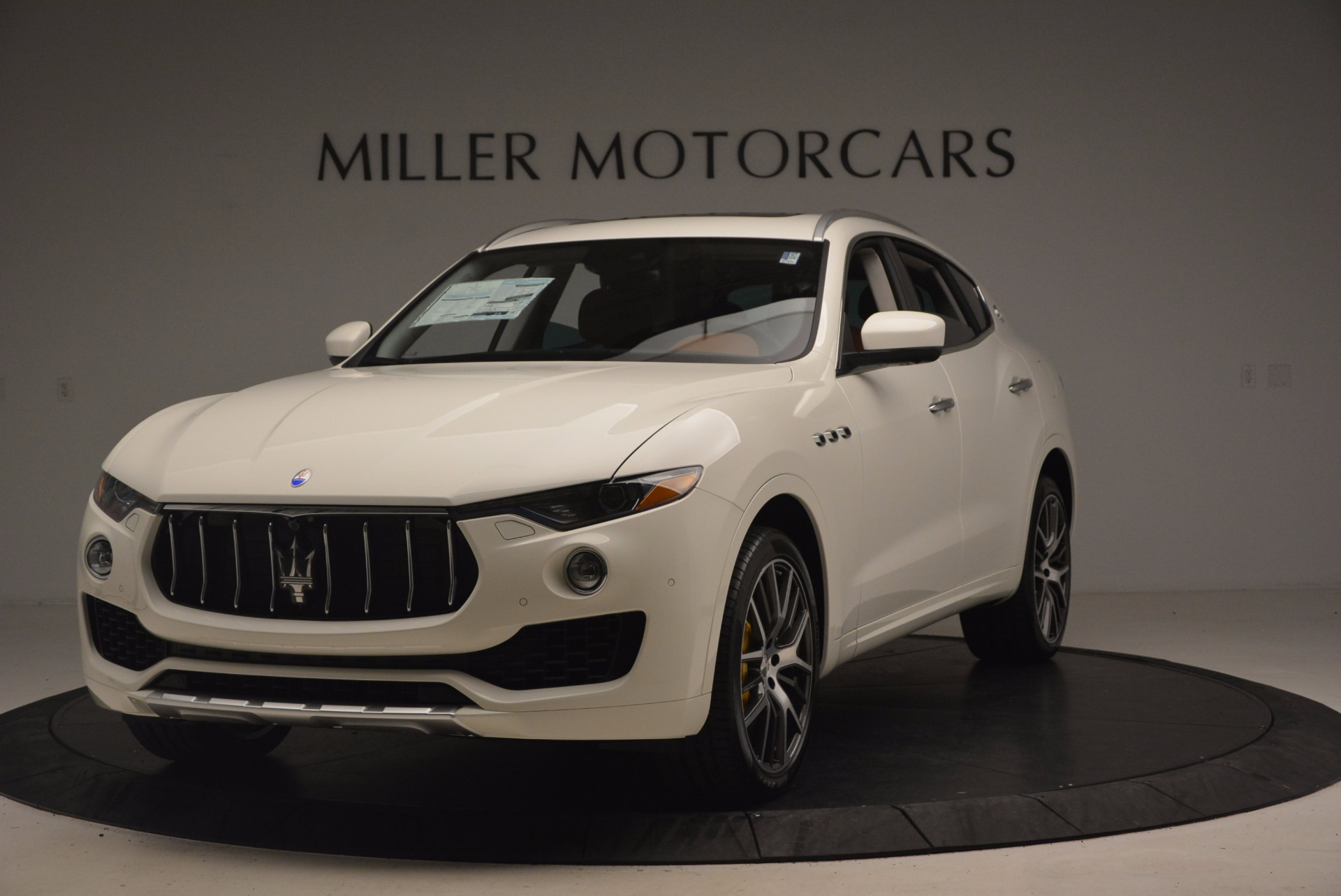 New 2017 Maserati Levante S For Sale In Greenwich, CT 1171_main