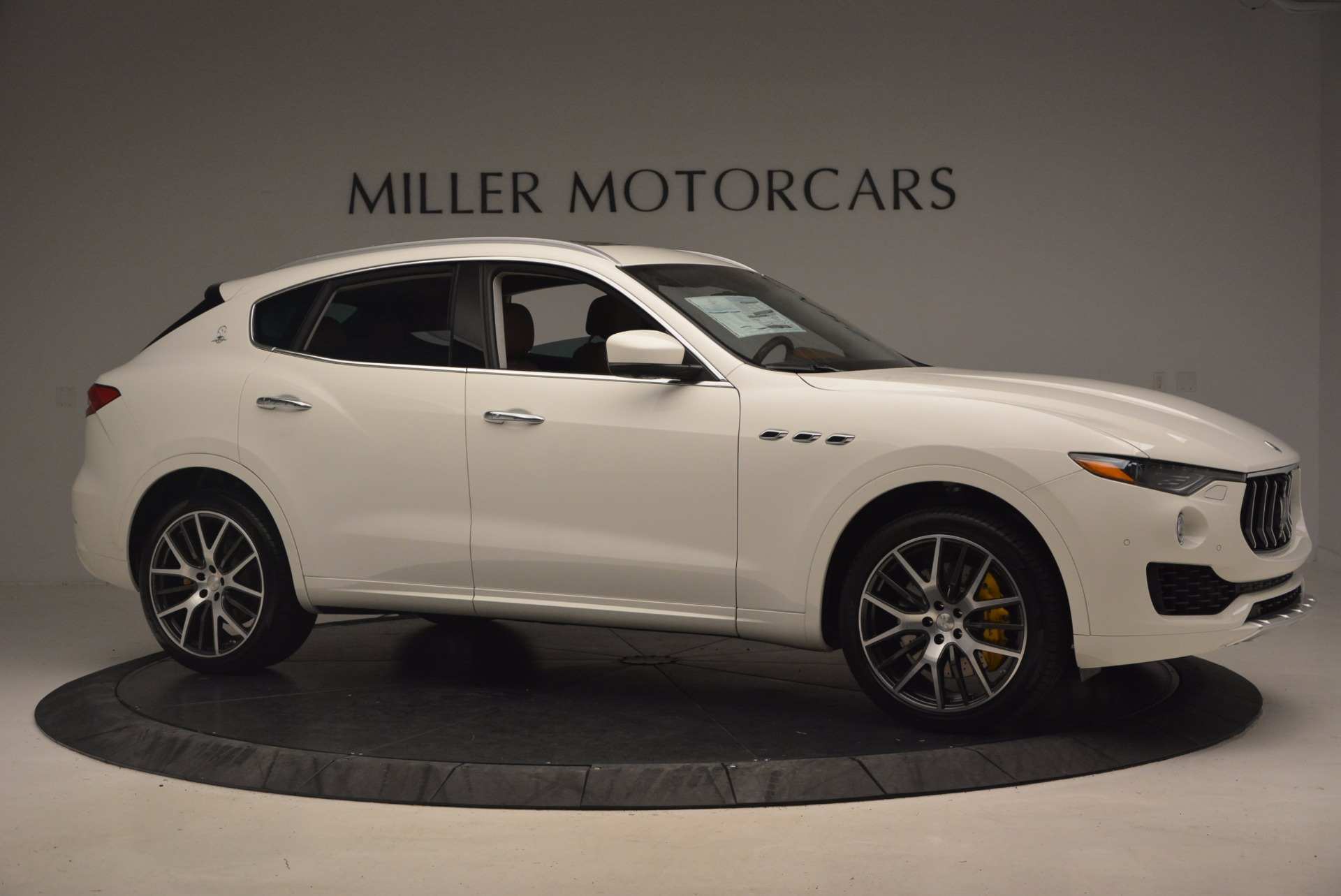 New 2017 Maserati Levante S For Sale In Greenwich, CT 1171_p10