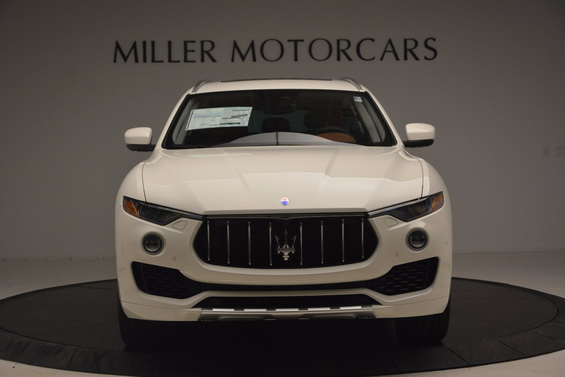 New 2017 Maserati Levante S For Sale In Greenwich, CT 1171_p12