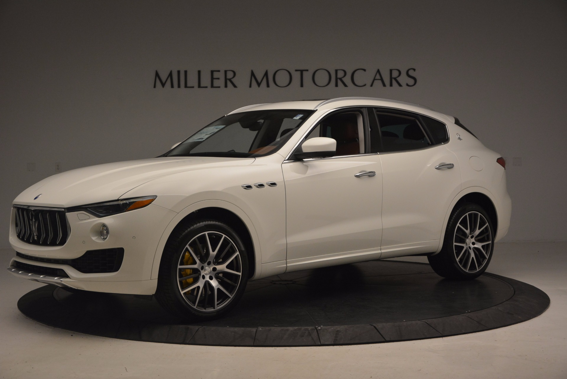 New 2017 Maserati Levante S For Sale In Greenwich, CT 1171_p2