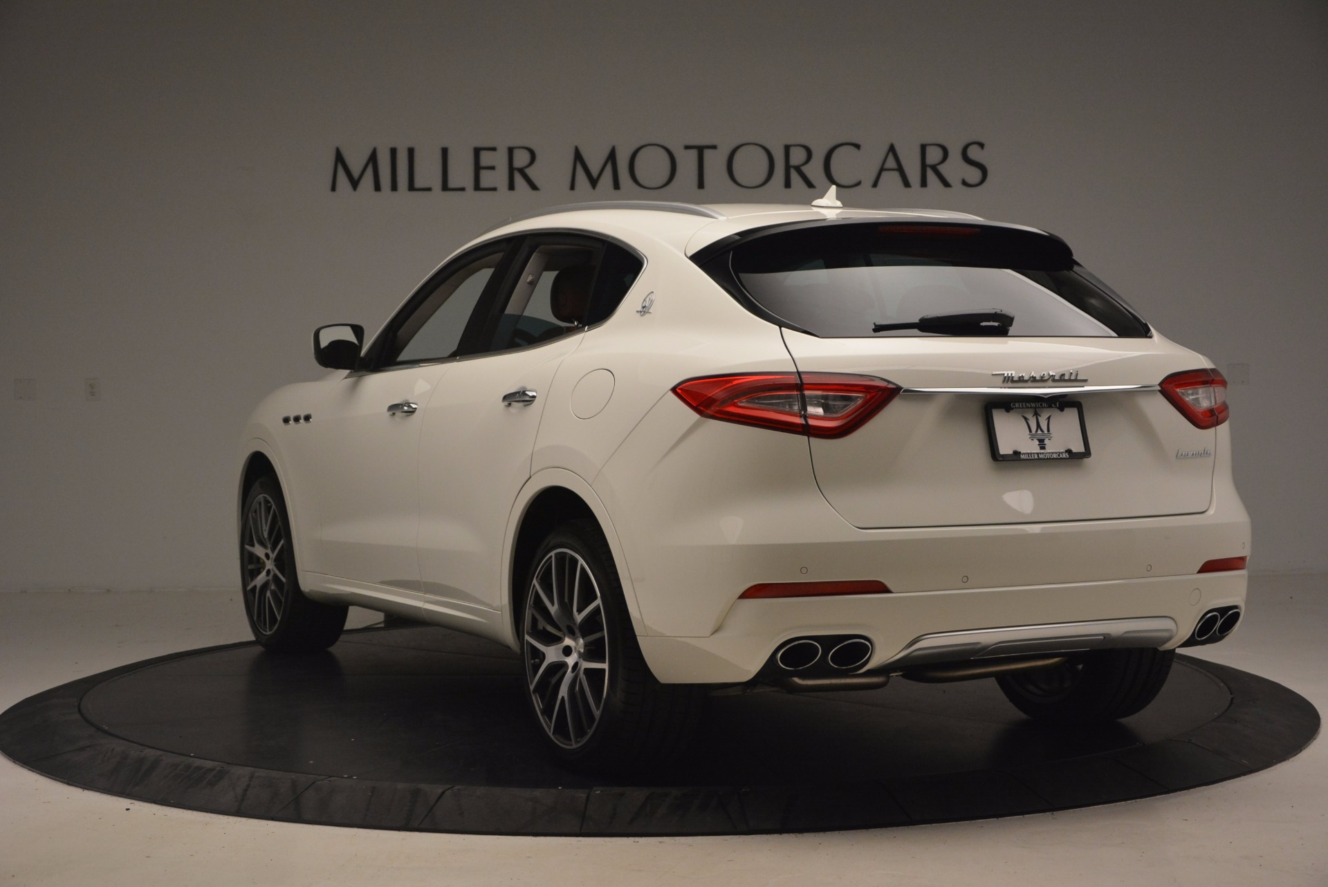New 2017 Maserati Levante S For Sale In Greenwich, CT 1171_p5