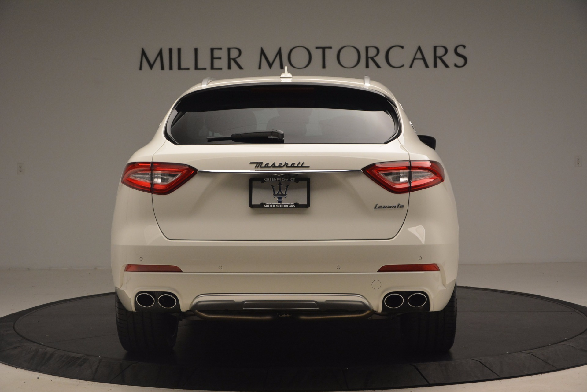 New 2017 Maserati Levante S For Sale In Greenwich, CT 1171_p6