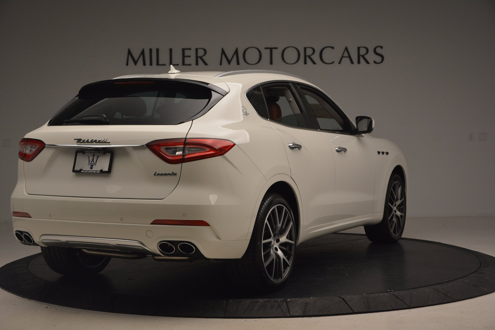 New 2017 Maserati Levante S For Sale In Greenwich, CT 1171_p7