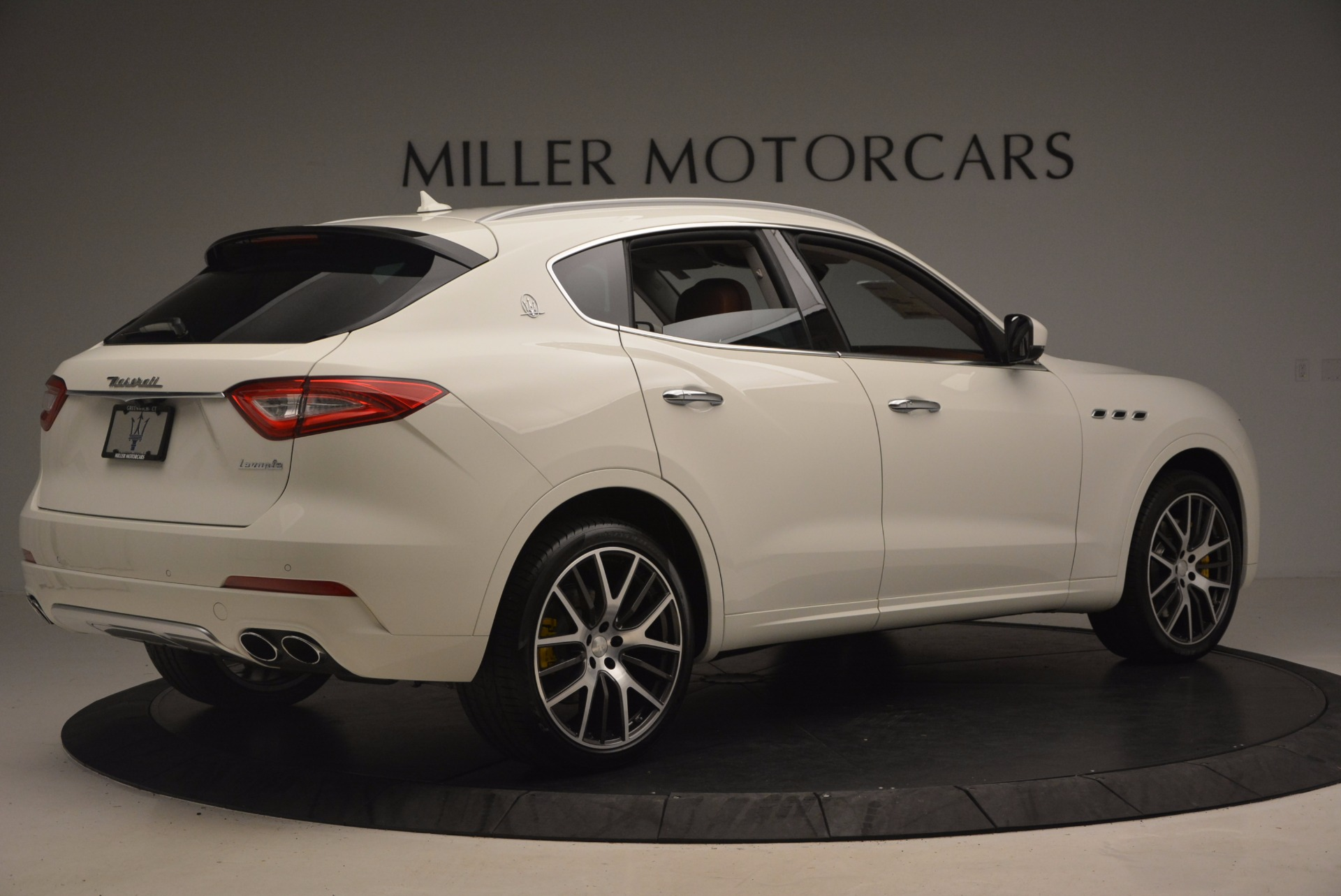 New 2017 Maserati Levante S For Sale In Greenwich, CT 1171_p8
