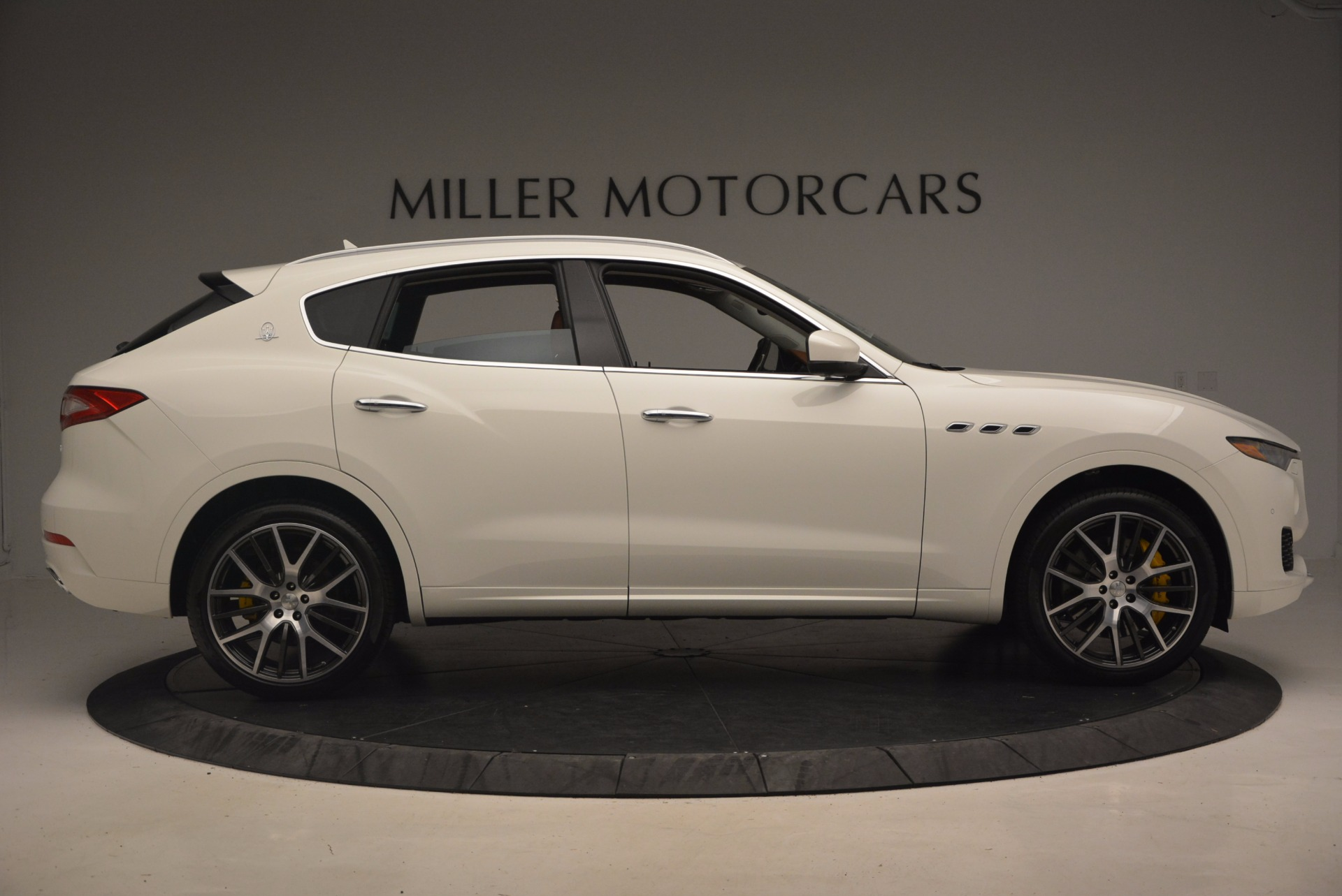 New 2017 Maserati Levante S For Sale In Greenwich, CT 1171_p9