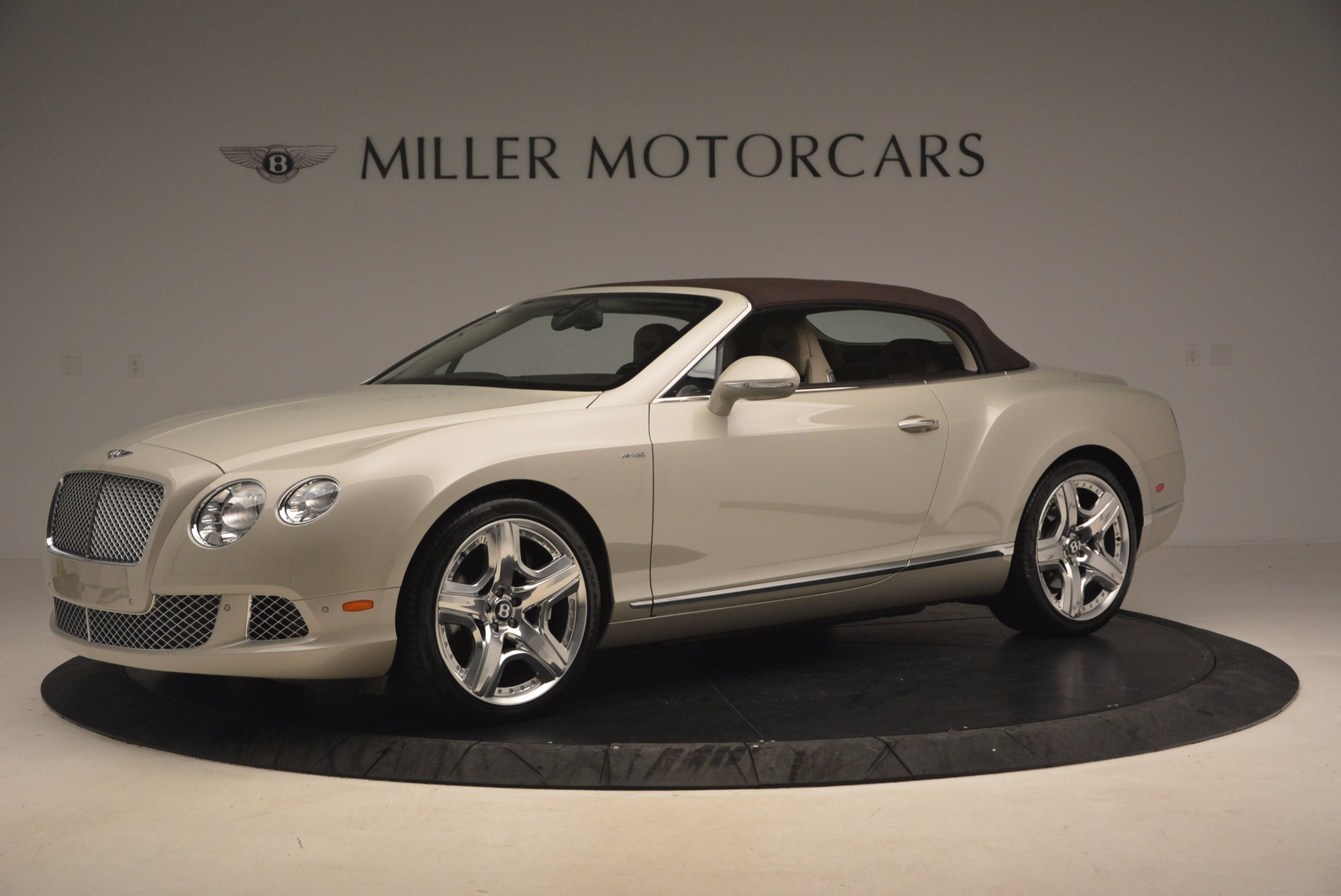 Used 2013 Bentley Continental GT  For Sale In Greenwich, CT 1172_p14