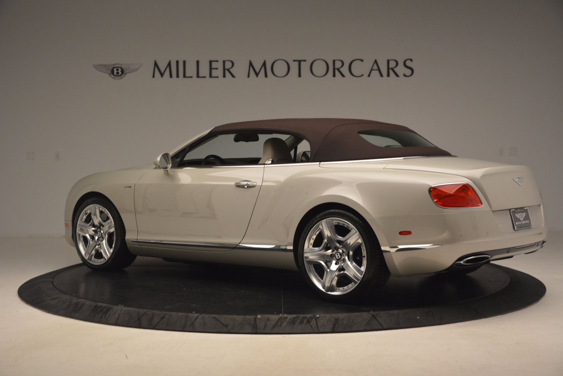 Used 2013 Bentley Continental GT  For Sale In Greenwich, CT 1172_p16