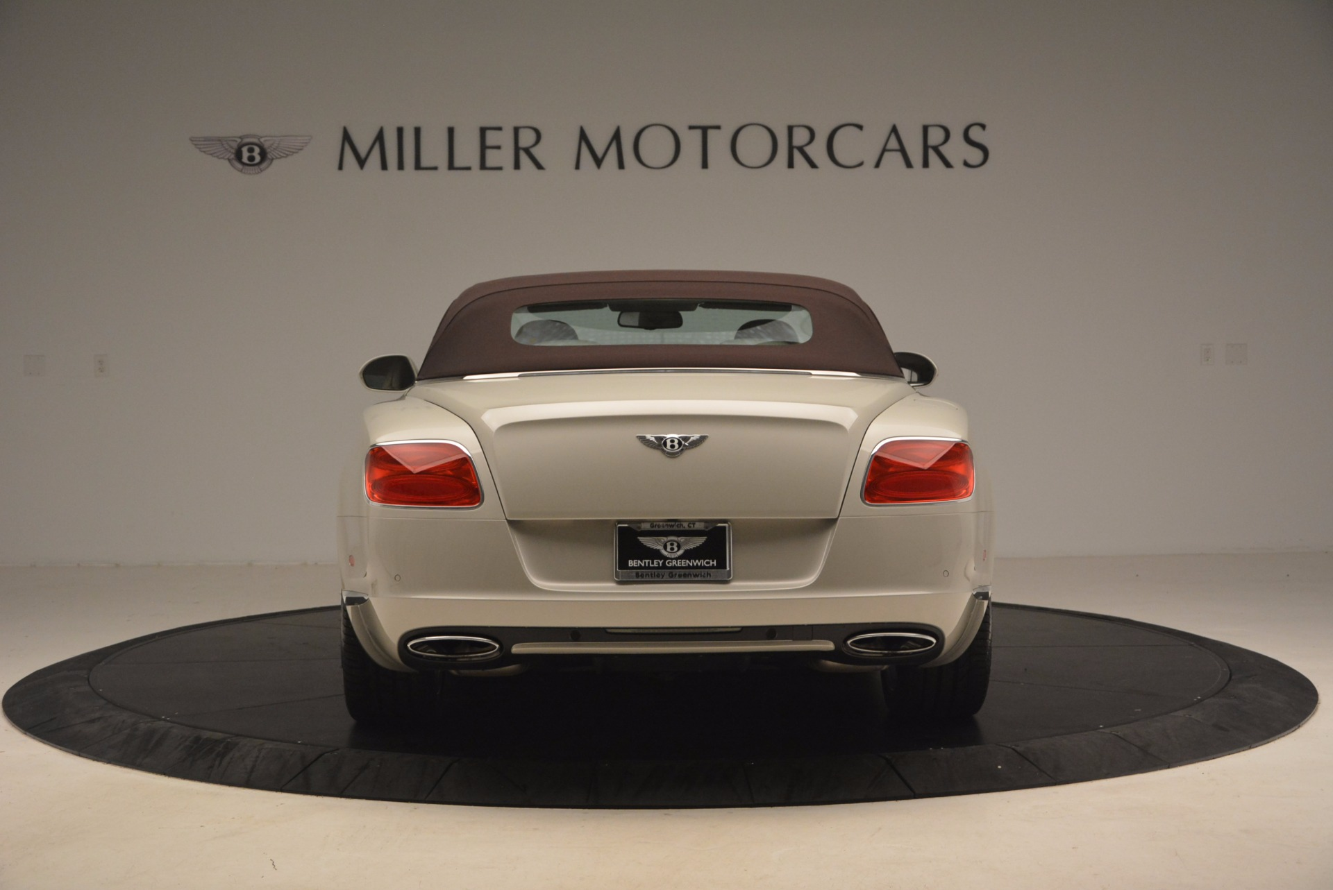 Used 2013 Bentley Continental GT  For Sale In Greenwich, CT 1172_p18