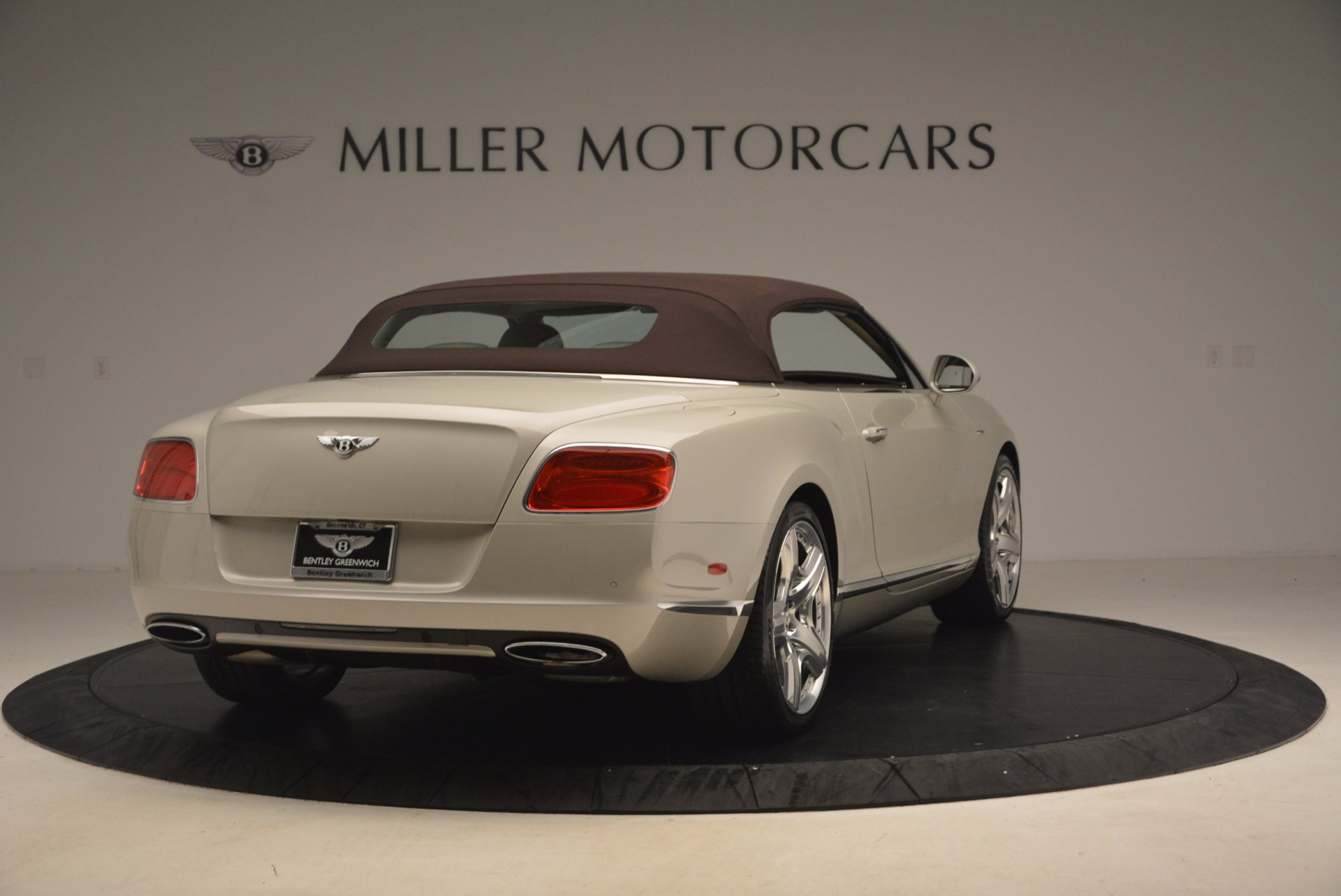 Used 2013 Bentley Continental GT  For Sale In Greenwich, CT 1172_p19