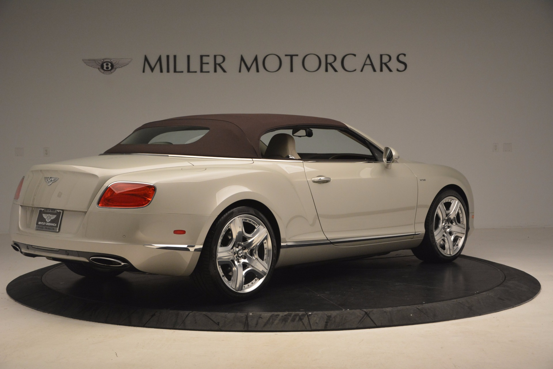 Used 2013 Bentley Continental GT  For Sale In Greenwich, CT 1172_p20