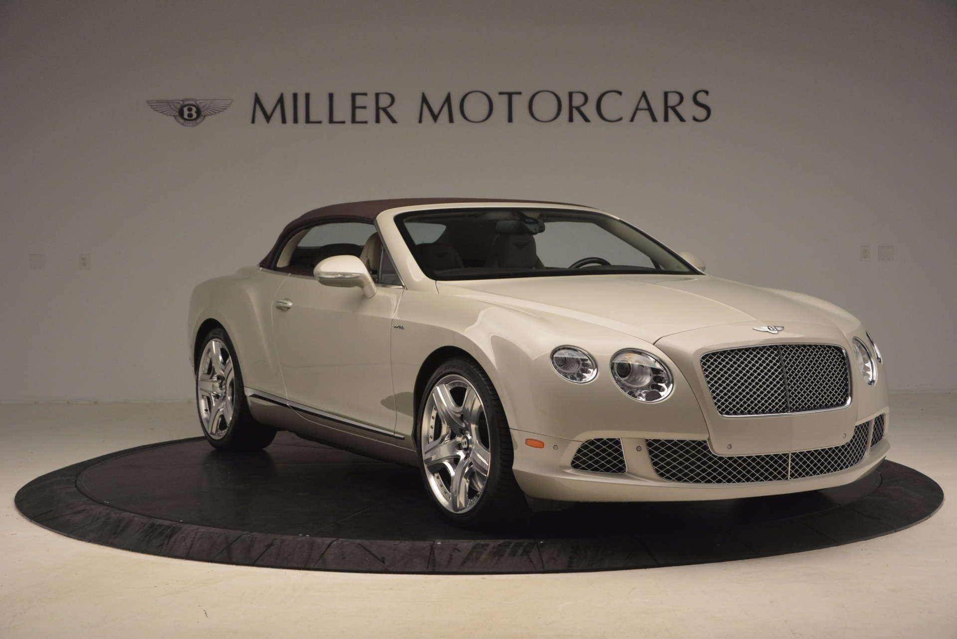 Used 2013 Bentley Continental GT  For Sale In Greenwich, CT 1172_p23