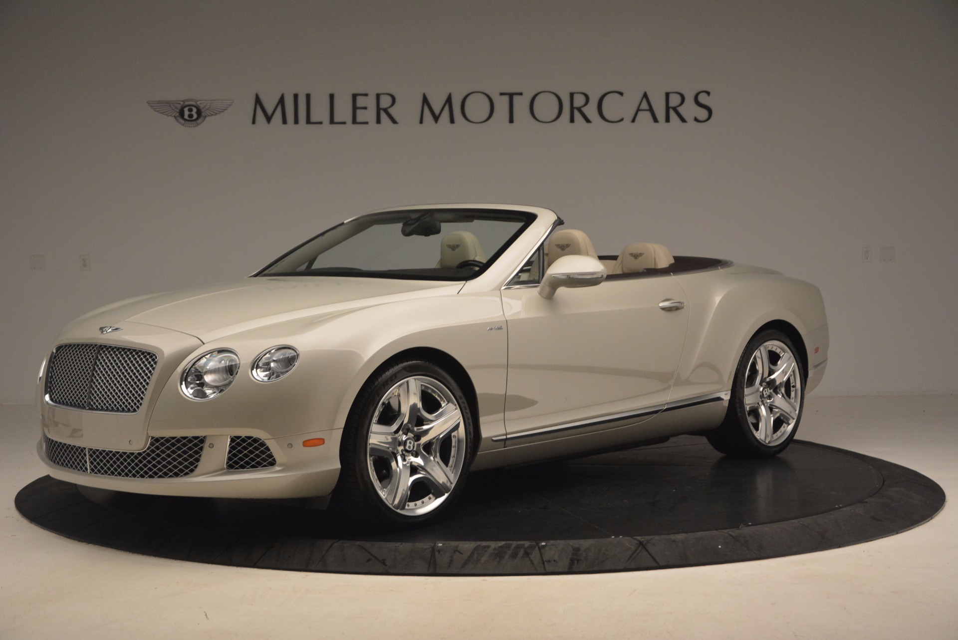 Used 2013 Bentley Continental GT  For Sale In Greenwich, CT 1172_p2