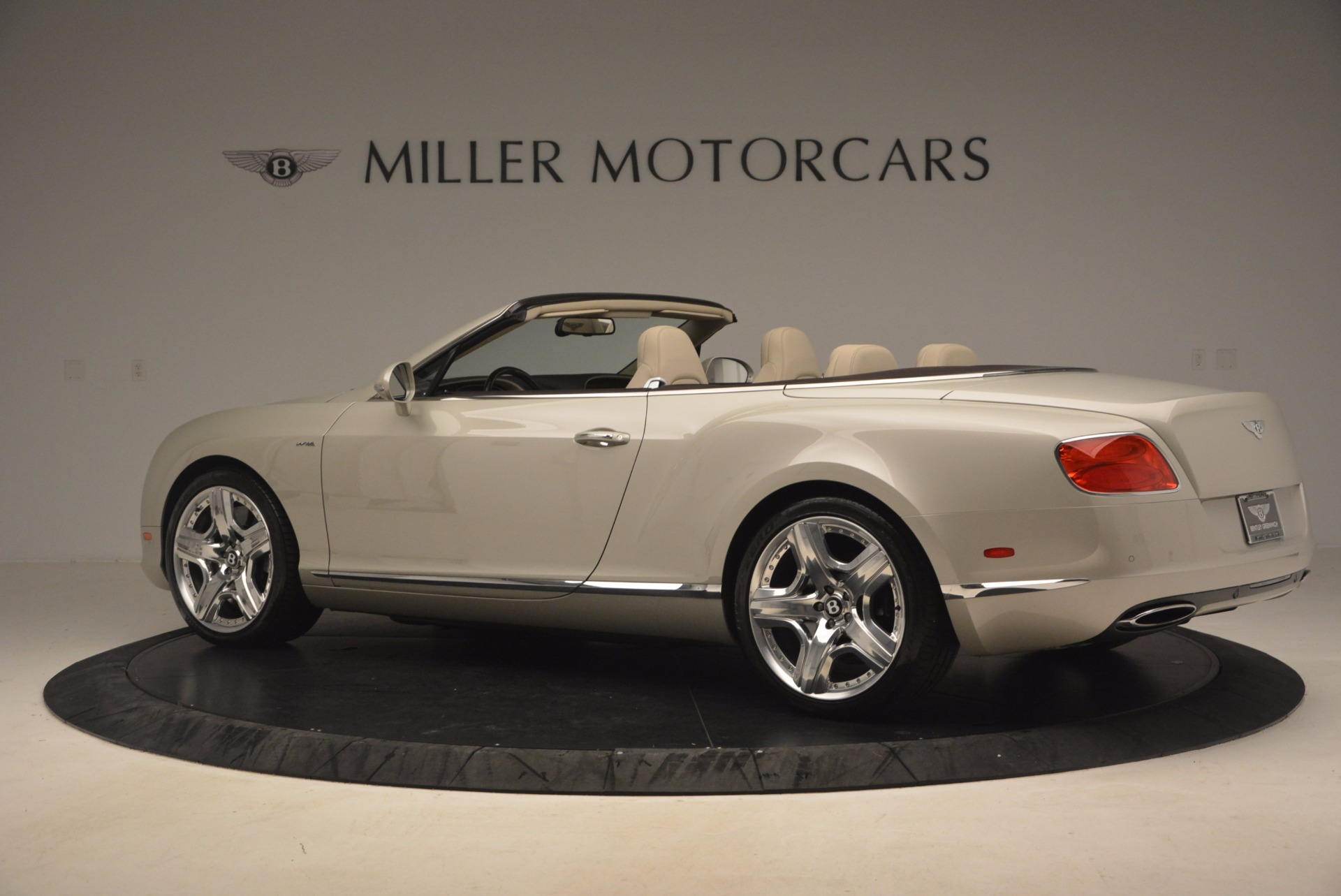 Used 2013 Bentley Continental GT  For Sale In Greenwich, CT 1172_p4