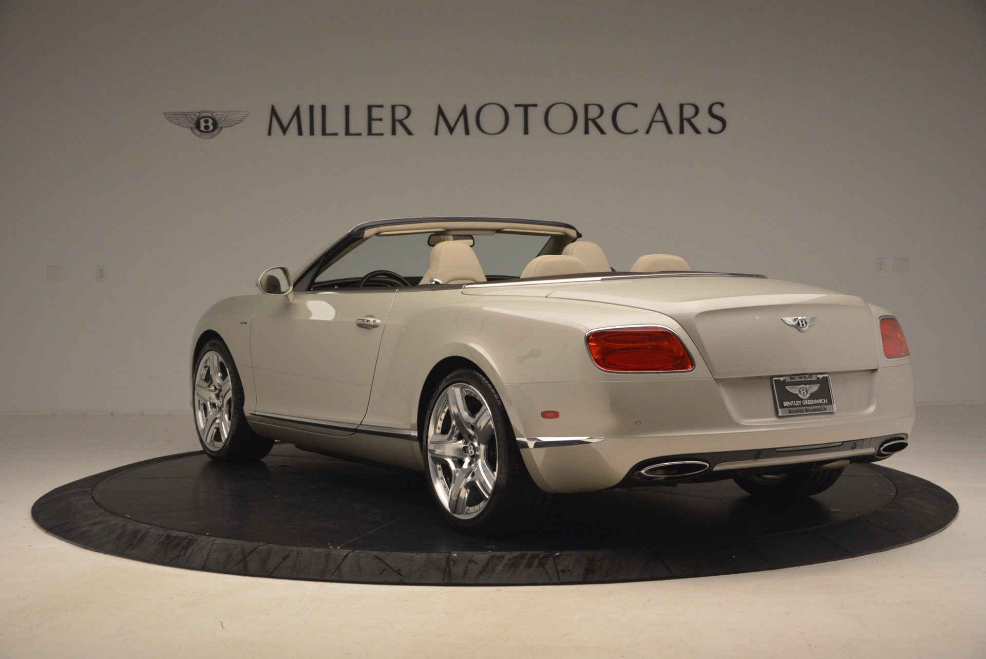 Used 2013 Bentley Continental GT  For Sale In Greenwich, CT 1172_p5