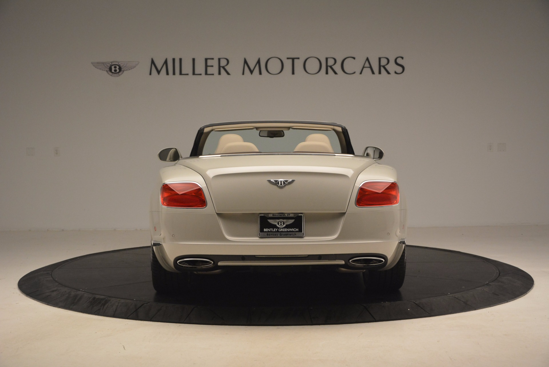 Used 2013 Bentley Continental GT  For Sale In Greenwich, CT 1172_p6