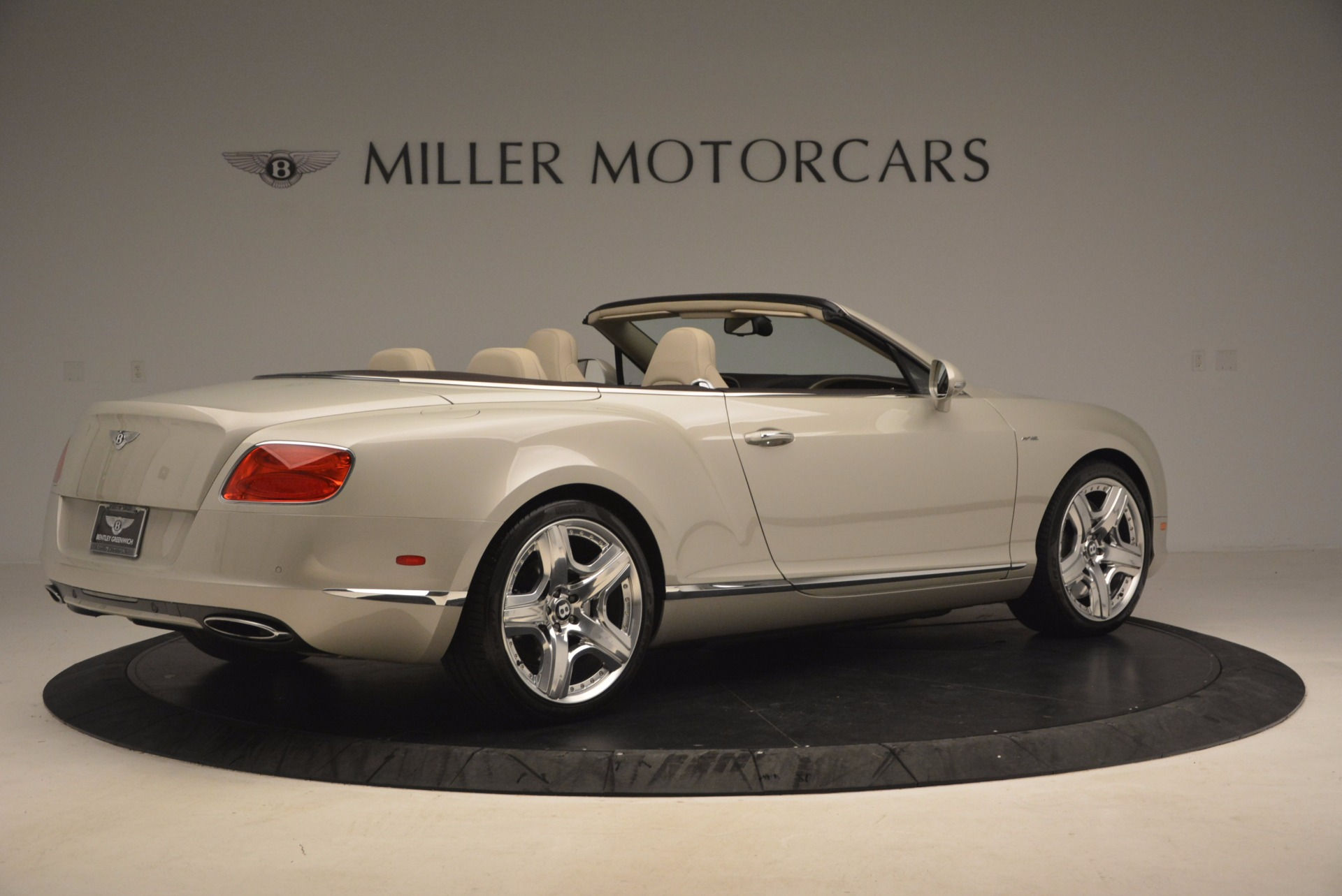 Used 2013 Bentley Continental GT  For Sale In Greenwich, CT 1172_p8