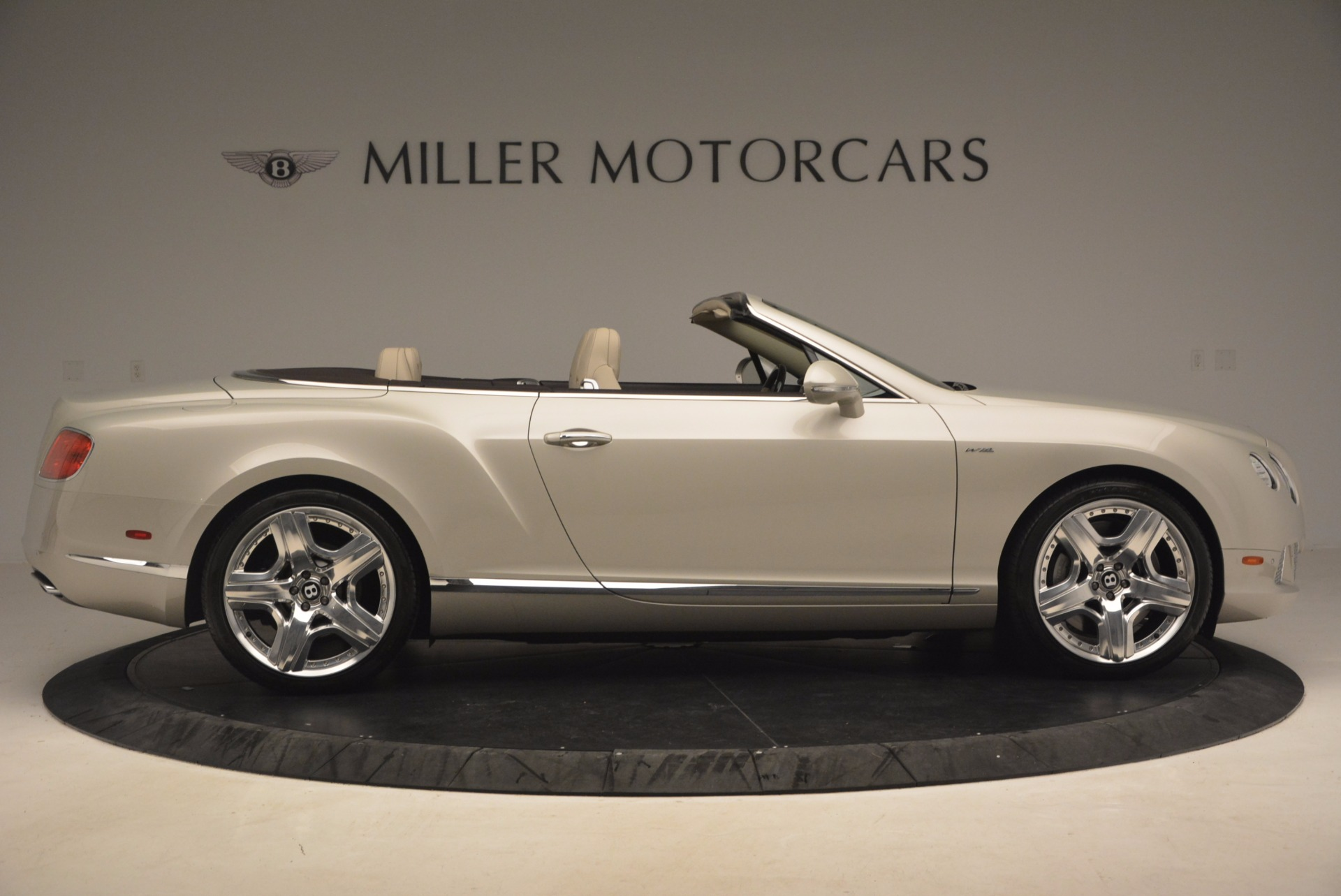 Used 2013 Bentley Continental GT  For Sale In Greenwich, CT 1172_p9