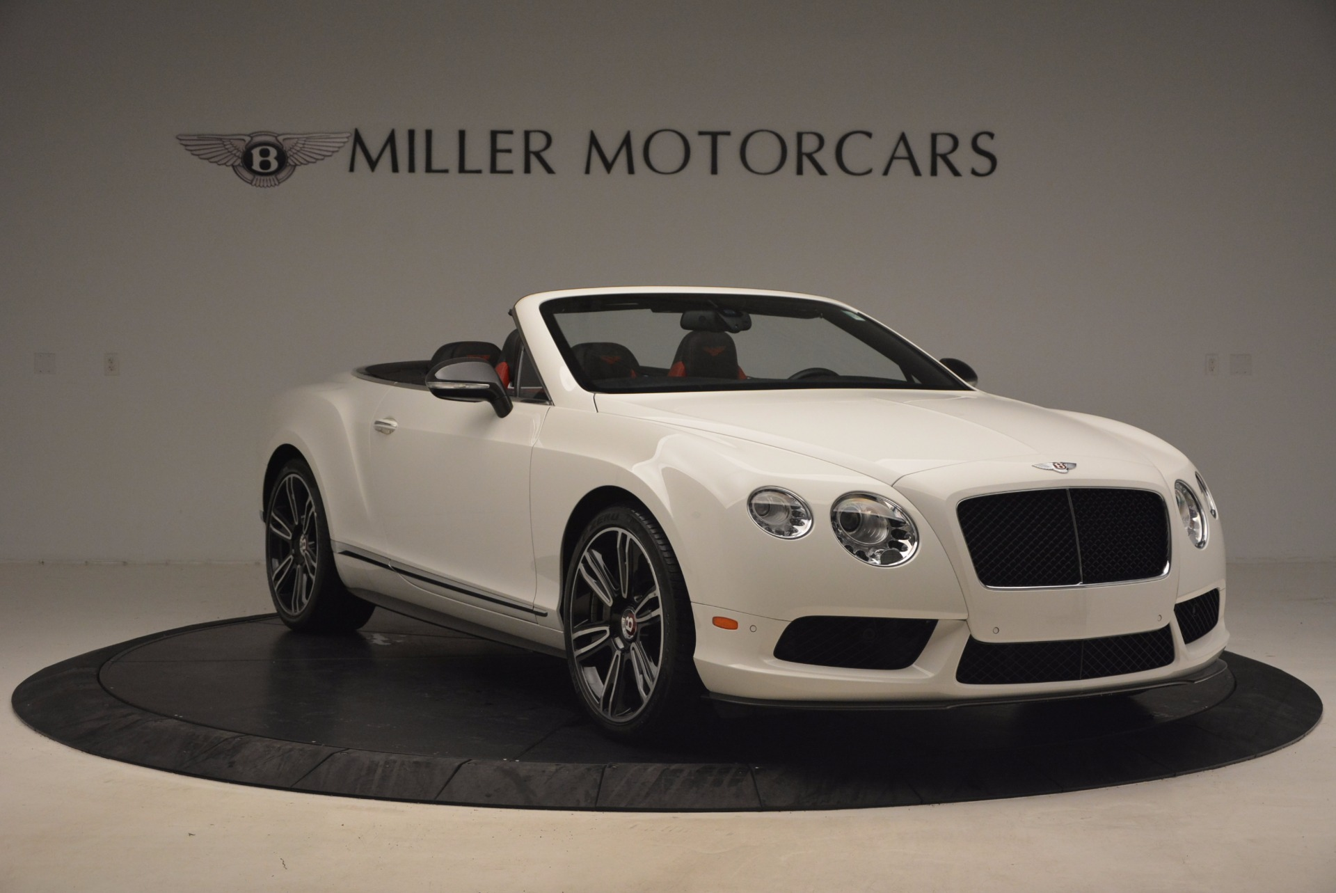 Used 2013 Bentley Continental GT V8 For Sale In Greenwich, CT 1174_p12