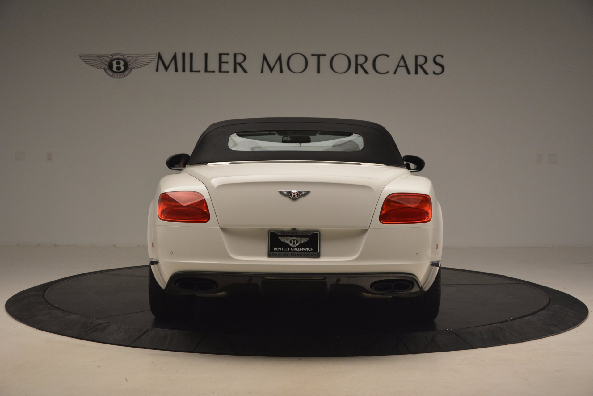 Used 2013 Bentley Continental GT V8 For Sale In Greenwich, CT 1174_p19