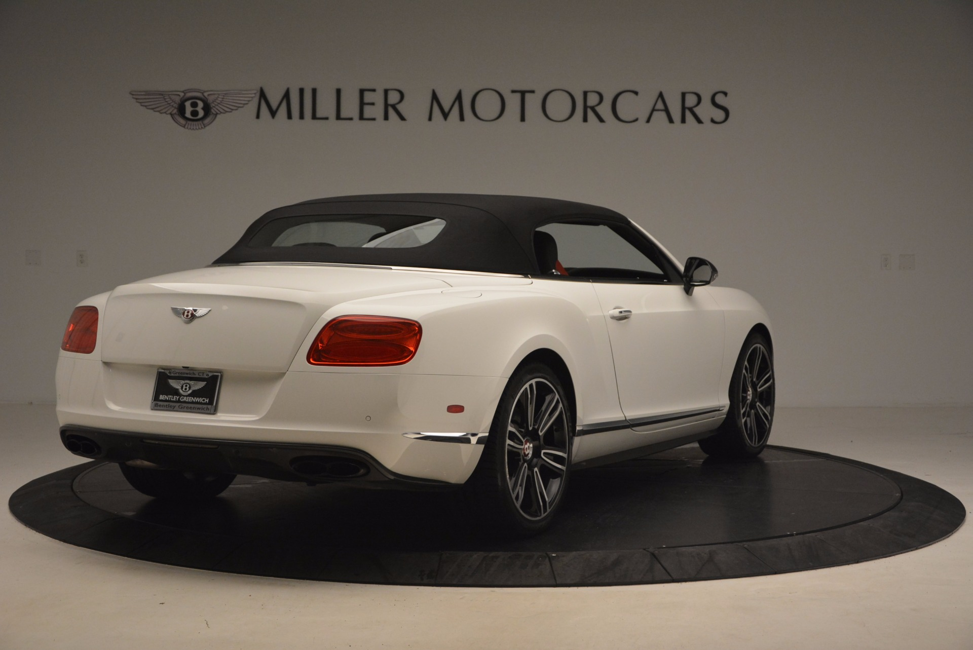 Used 2013 Bentley Continental GT V8 For Sale In Greenwich, CT 1174_p20
