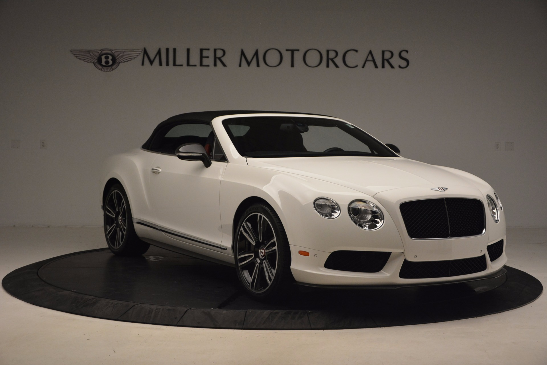 Used 2013 Bentley Continental GT V8 For Sale In Greenwich, CT 1174_p24