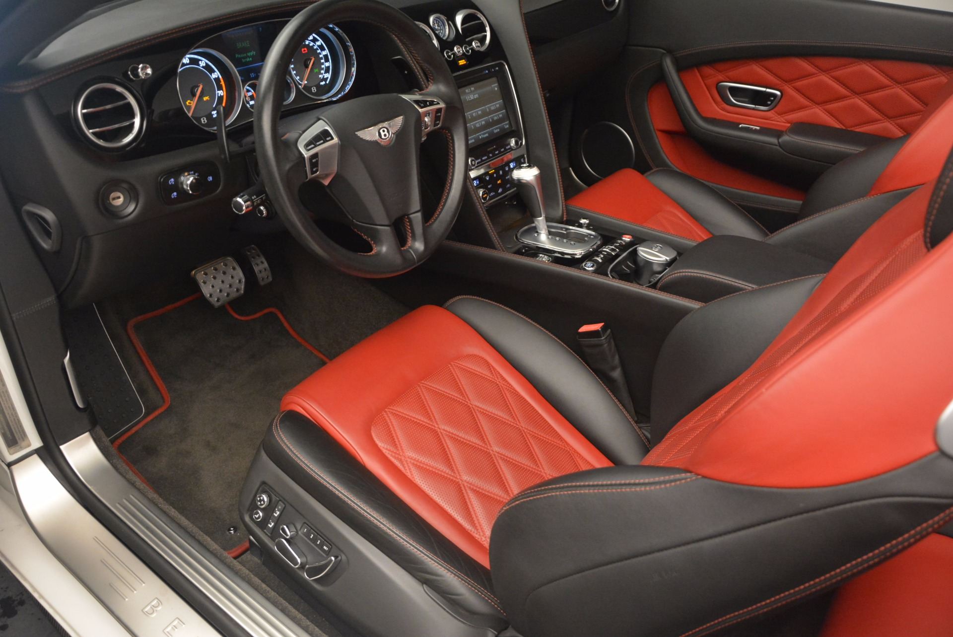 Used 2013 Bentley Continental GT V8 For Sale In Greenwich, CT 1174_p36