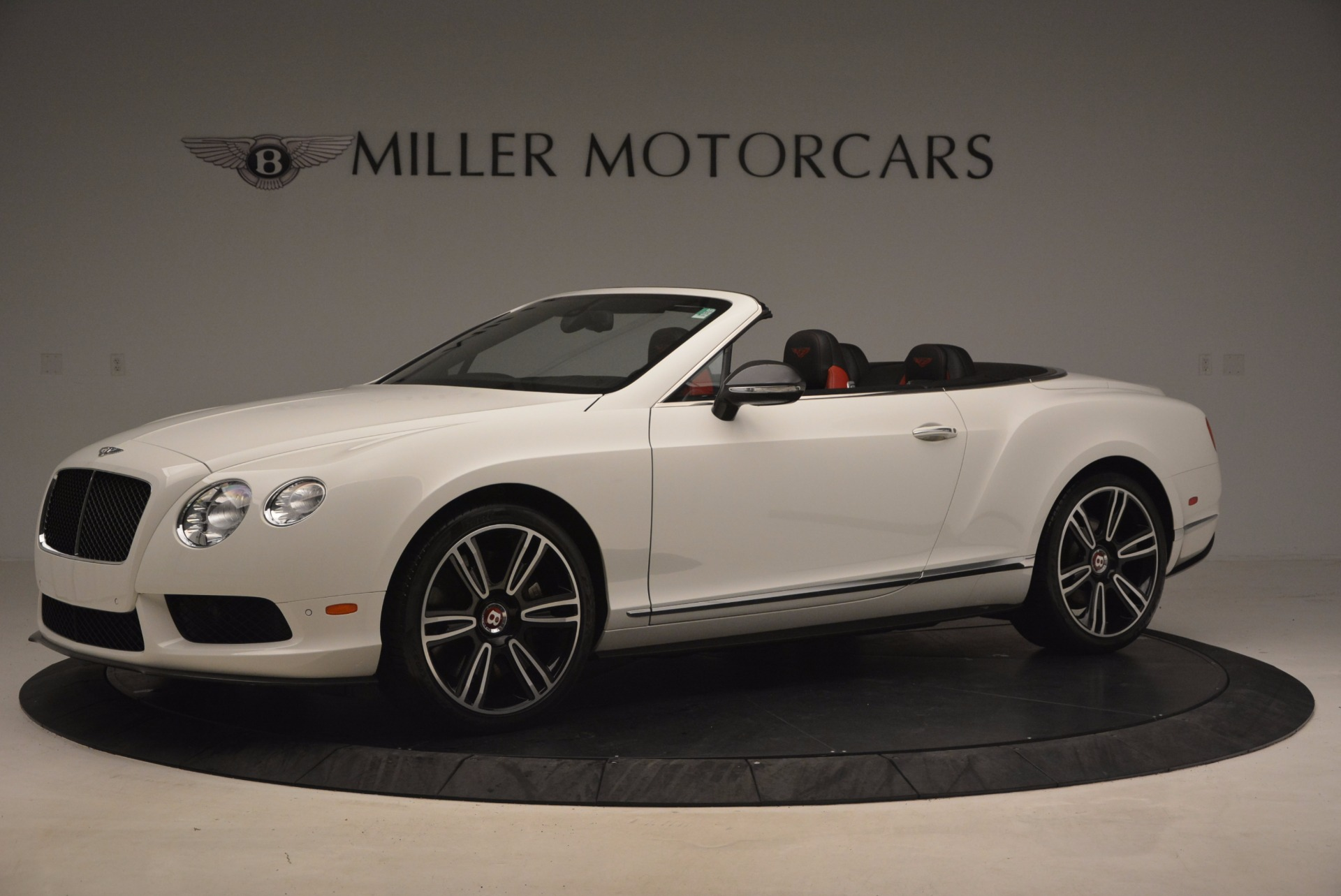 Used 2013 Bentley Continental GT V8 For Sale In Greenwich, CT 1174_p3
