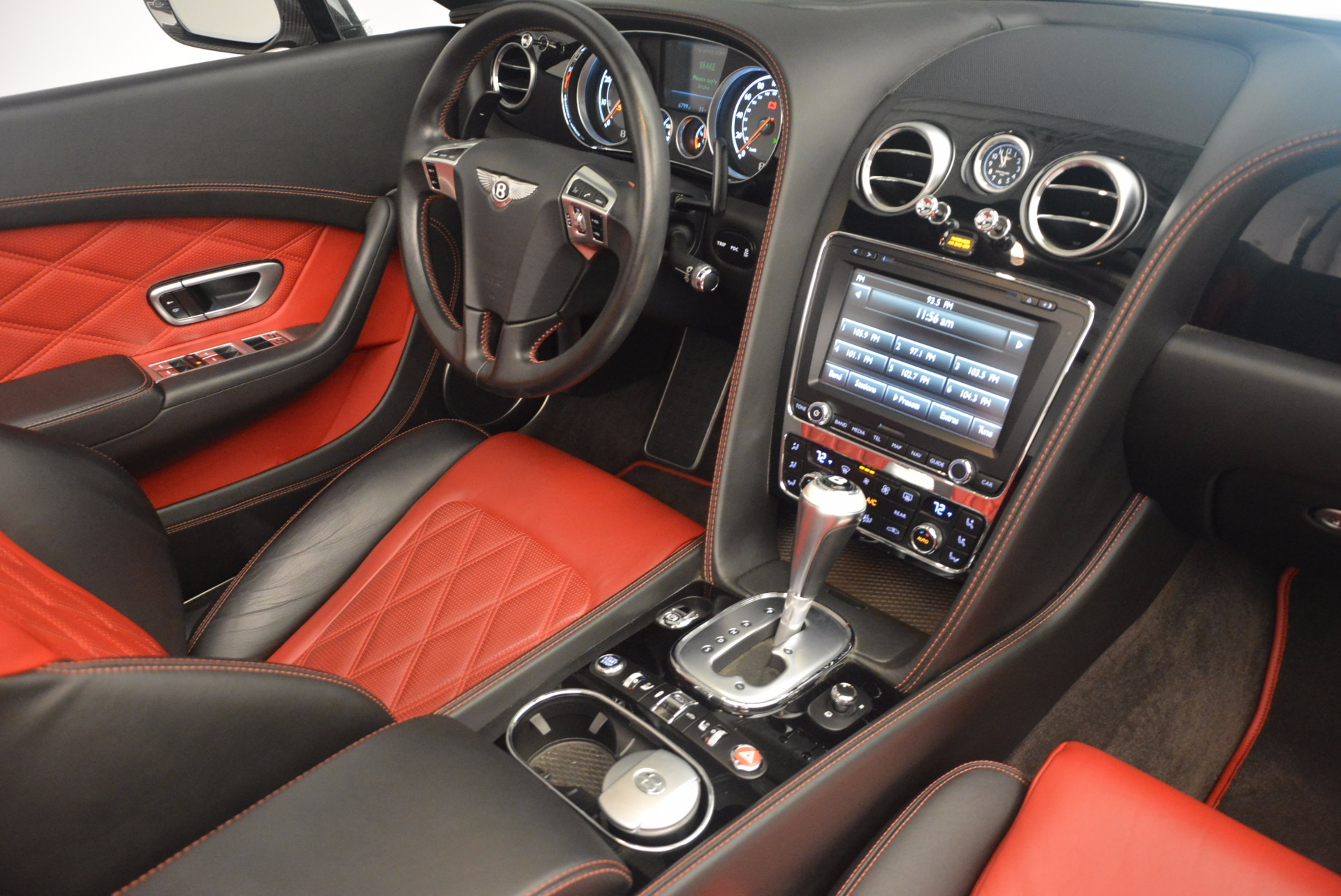 Used 2013 Bentley Continental GT V8 For Sale In Greenwich, CT 1174_p51