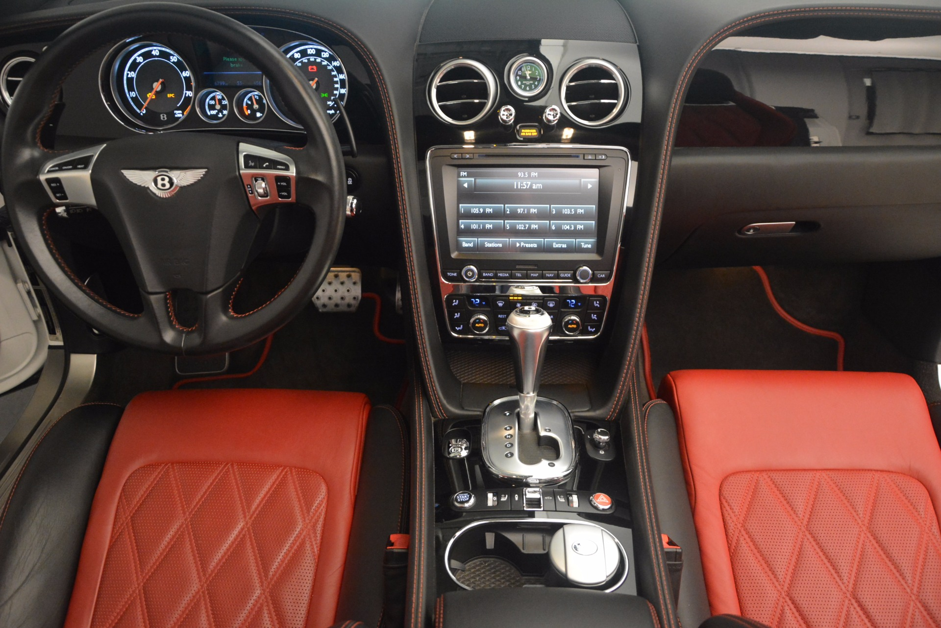 Used 2013 Bentley Continental GT V8 For Sale In Greenwich, CT 1174_p52