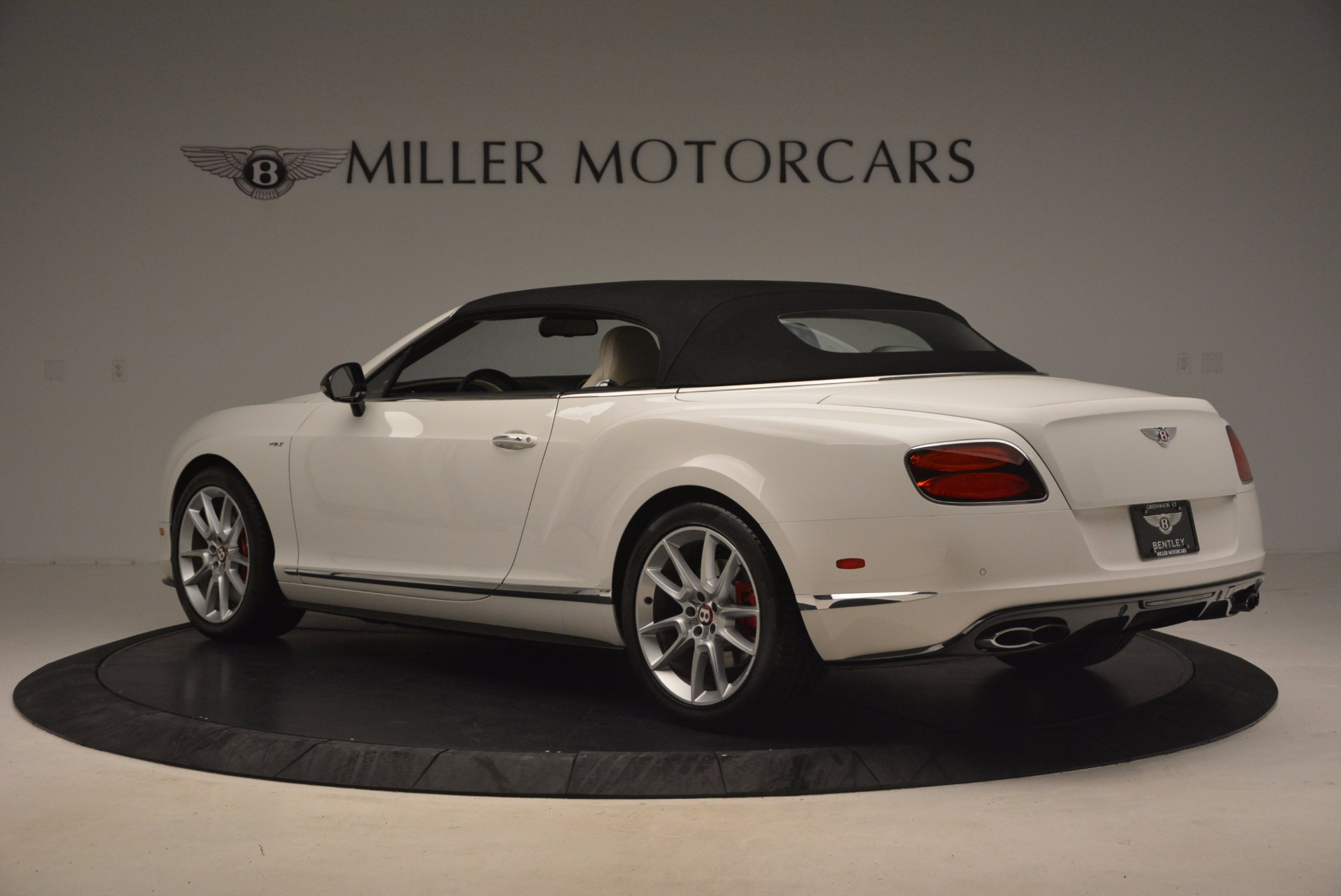 Used 2015 Bentley Continental GT V8 S For Sale In Greenwich, CT 1175_p17