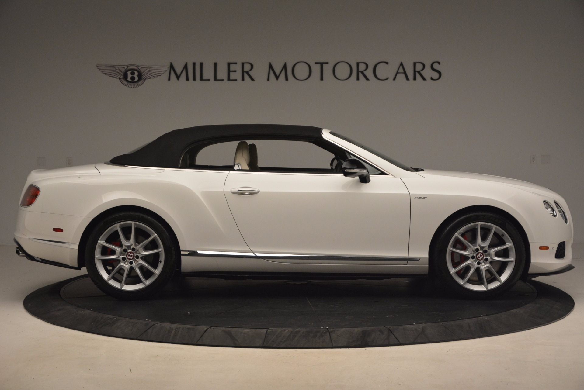 Used 2015 Bentley Continental GT V8 S For Sale In Greenwich, CT 1175_p22