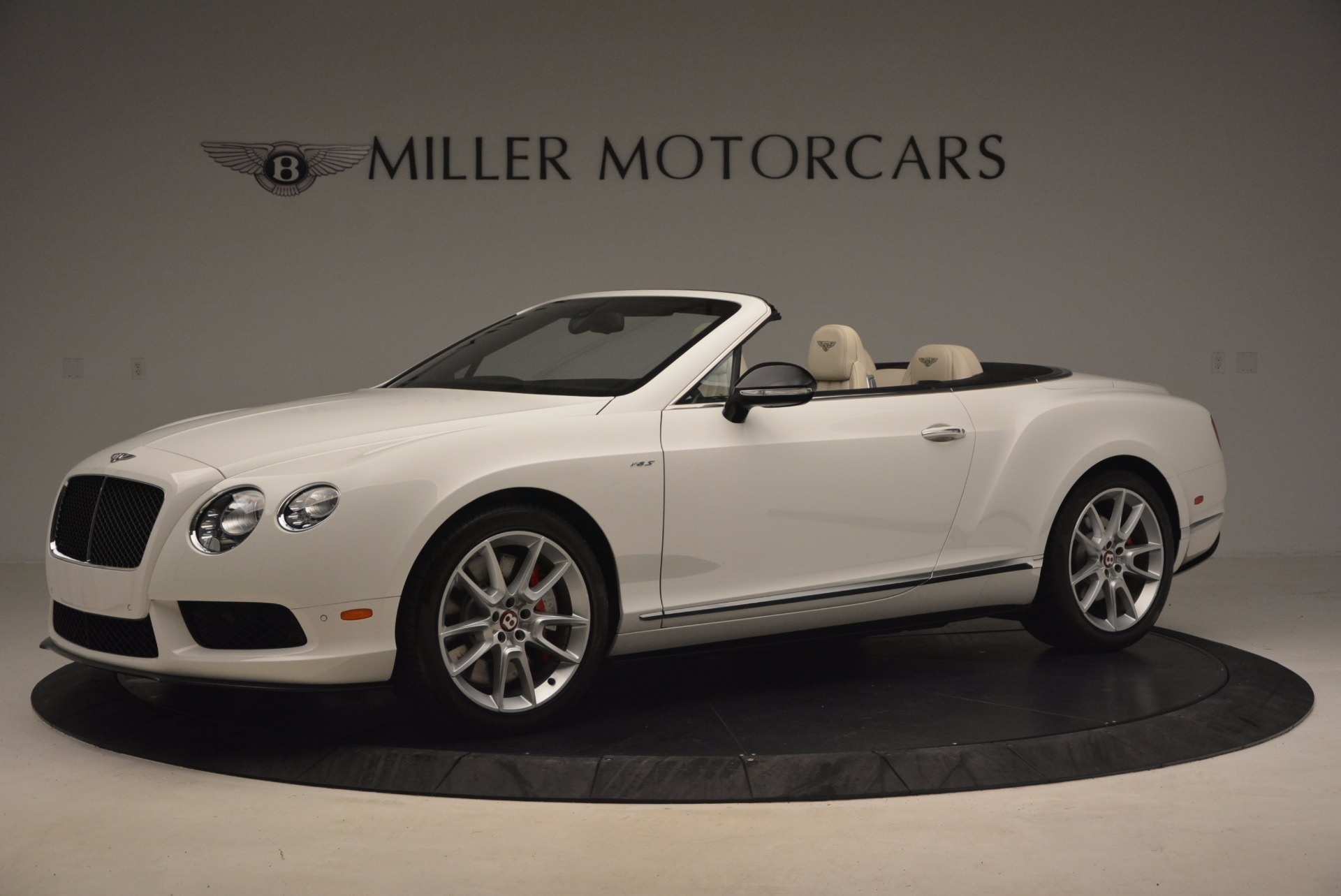 Used 2015 Bentley Continental GT V8 S For Sale In Greenwich, CT 1175_p2