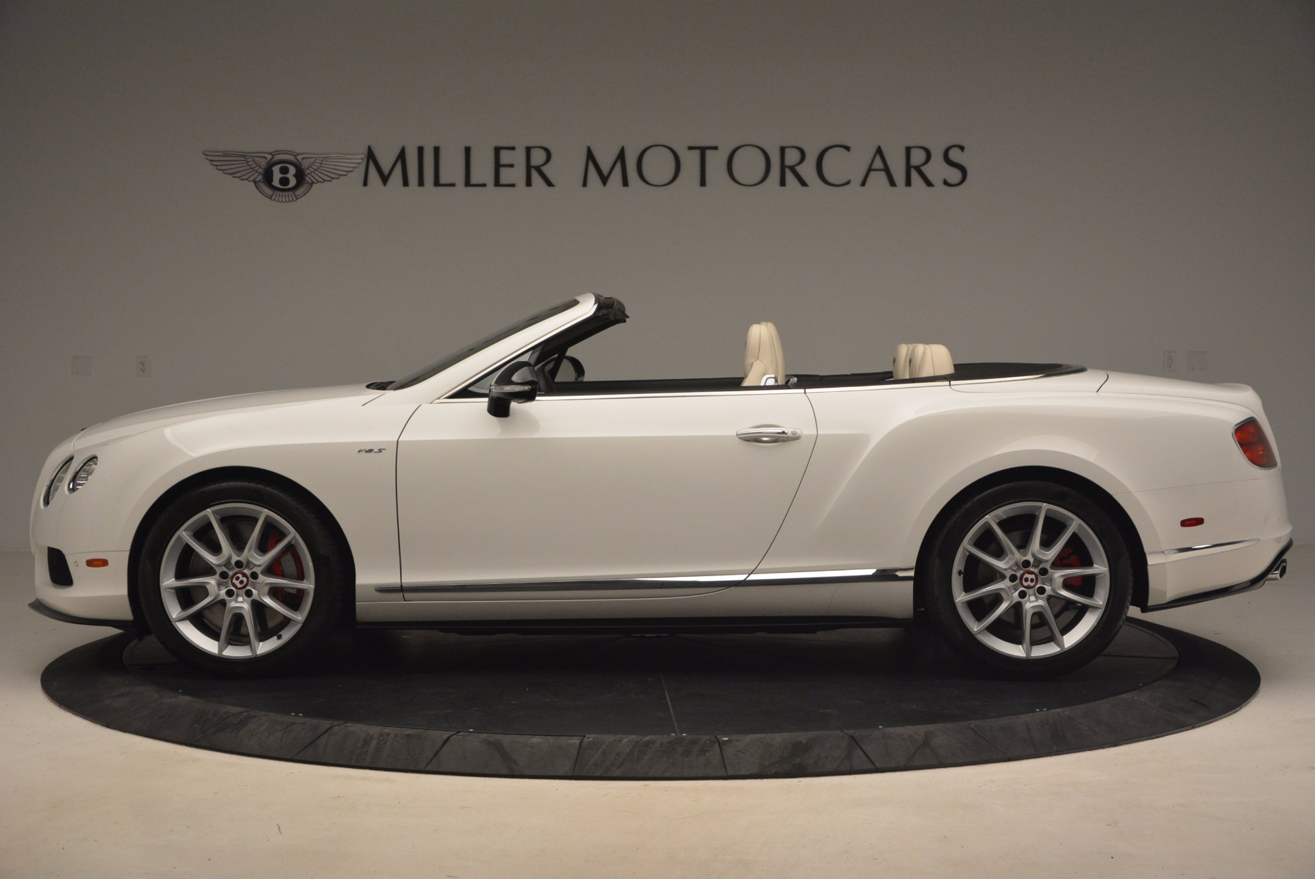 Used 2015 Bentley Continental GT V8 S For Sale In Greenwich, CT 1175_p3