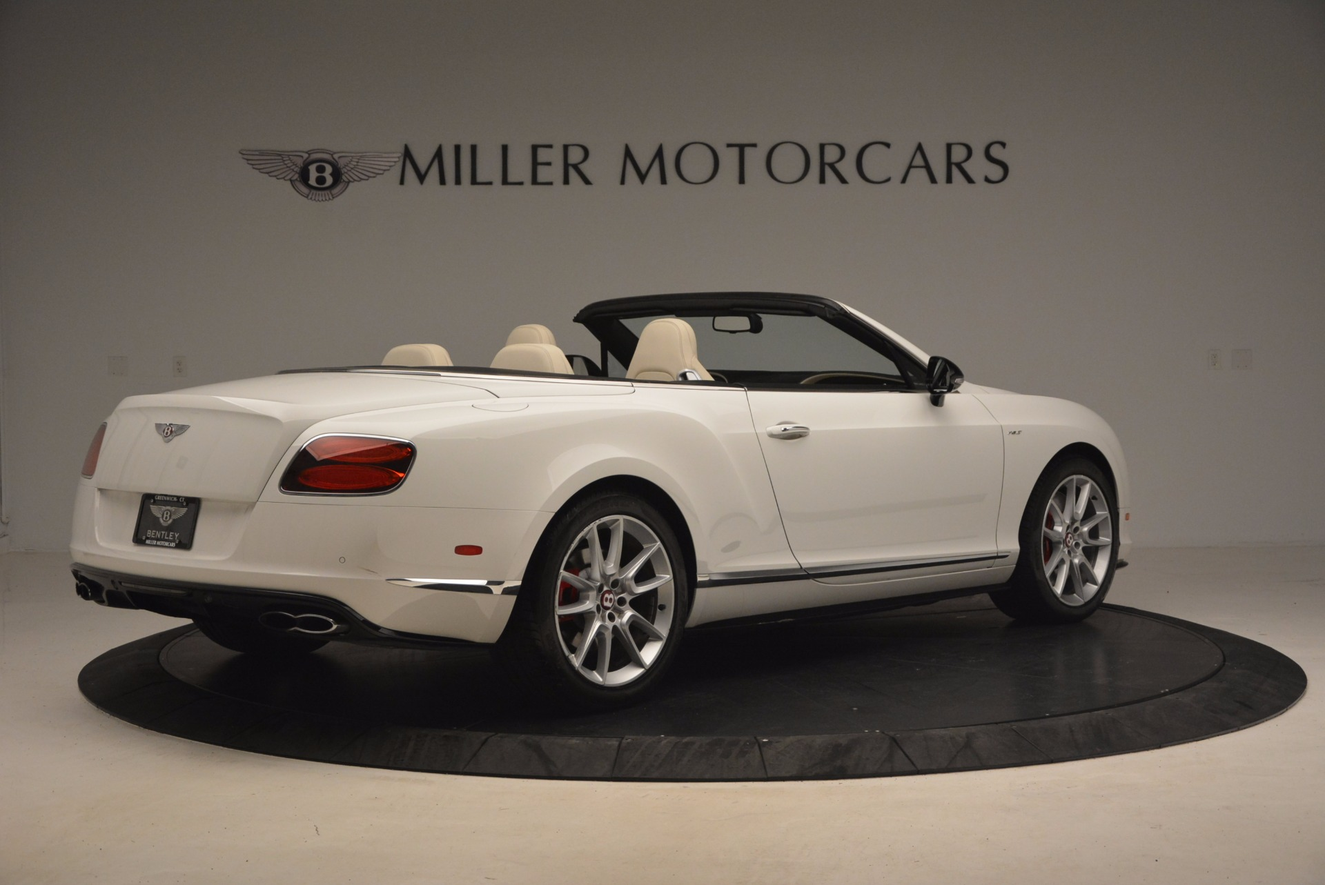Used 2015 Bentley Continental GT V8 S For Sale In Greenwich, CT 1175_p8