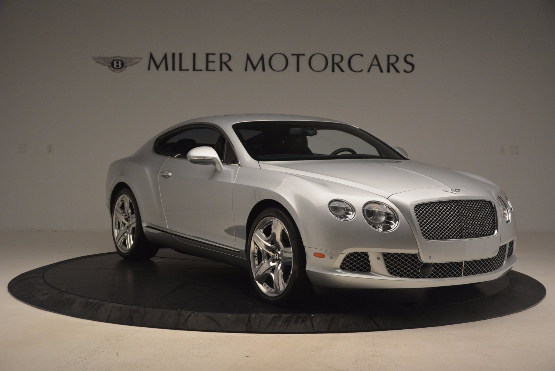 Used 2012 Bentley Continental GT  For Sale In Greenwich, CT 1176_p11