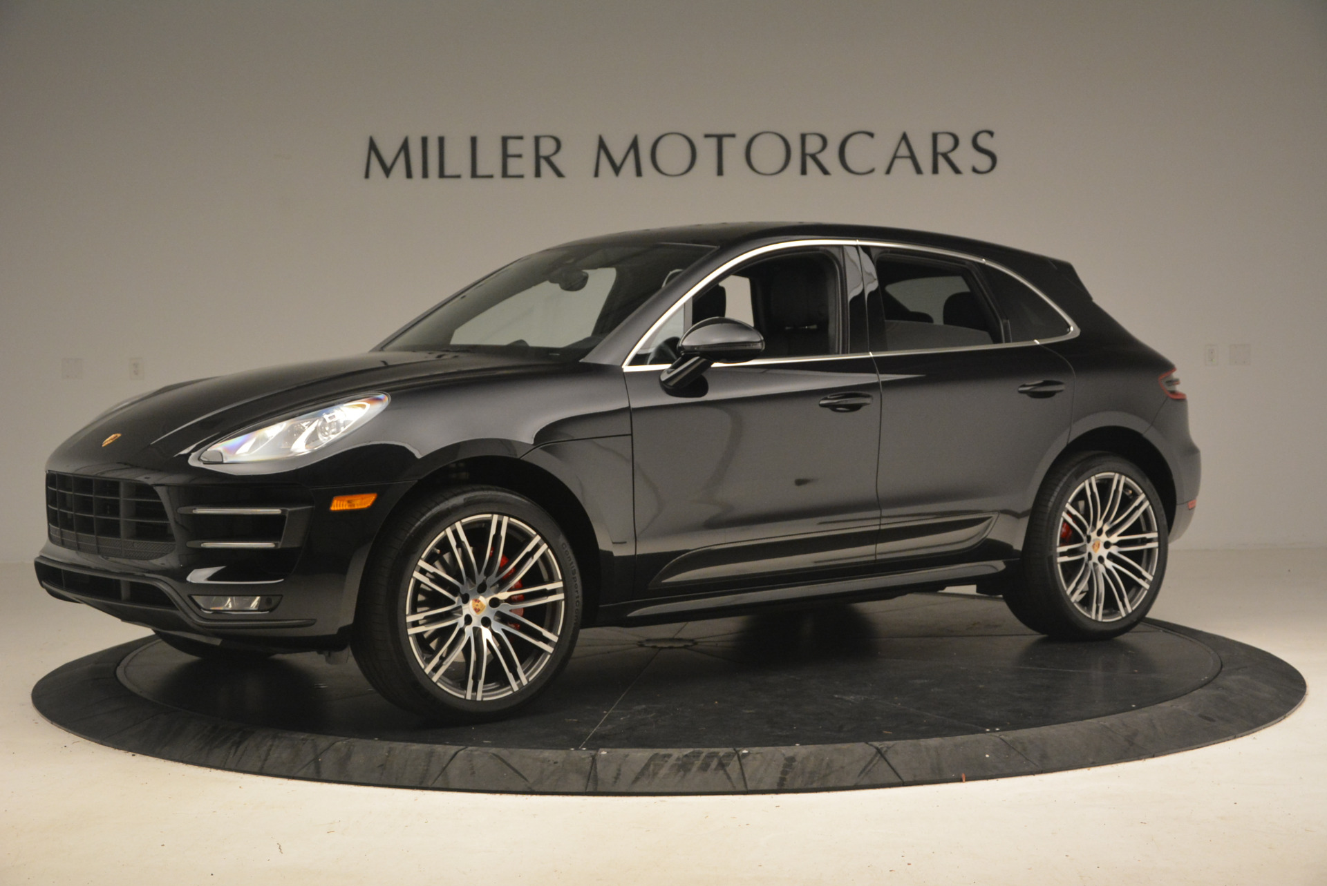 Used 2016 Porsche Macan Turbo For Sale In Greenwich, CT 1177_p2